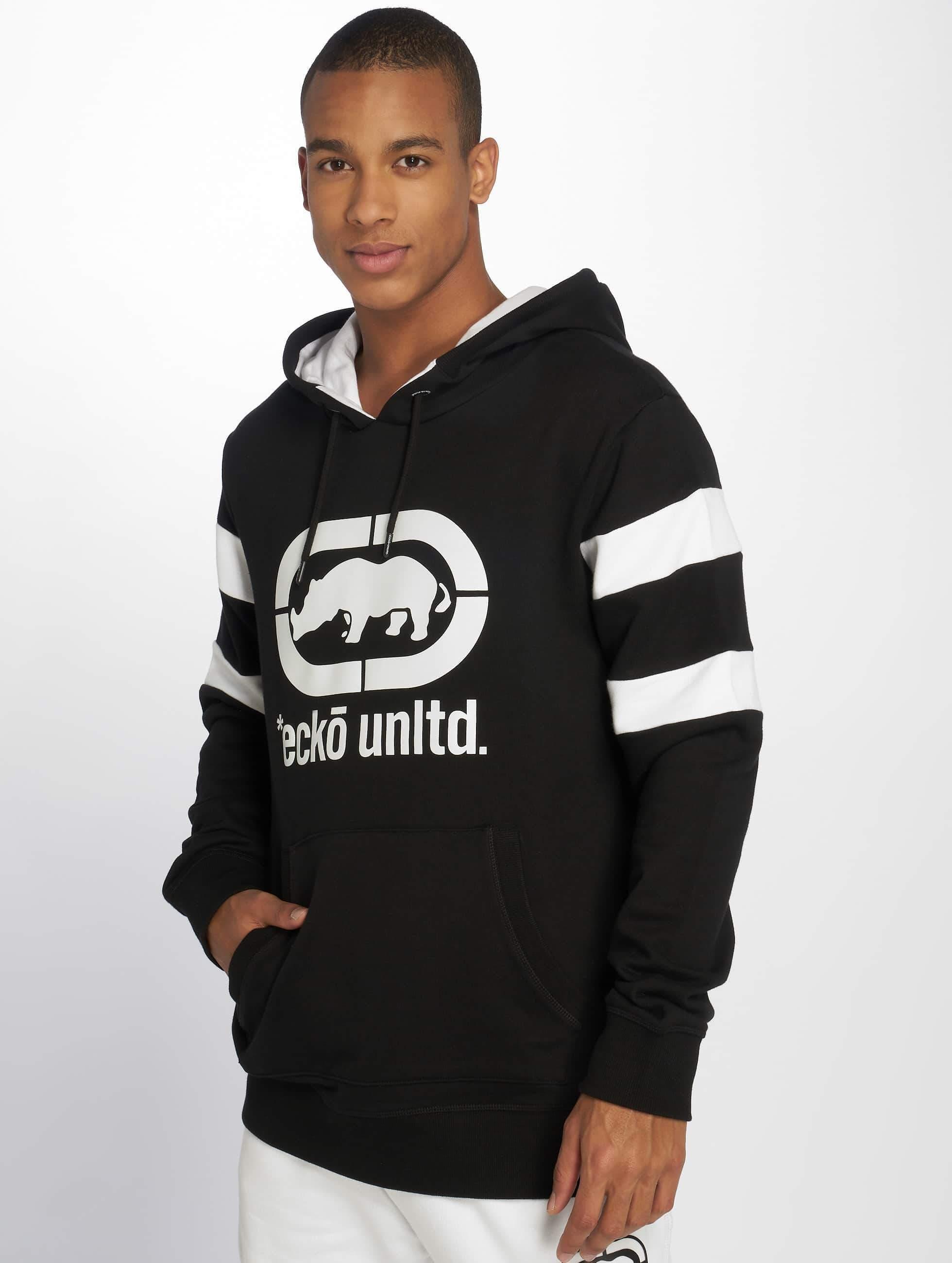 Ecko Unltd. / Hoodie Clovis in black XL