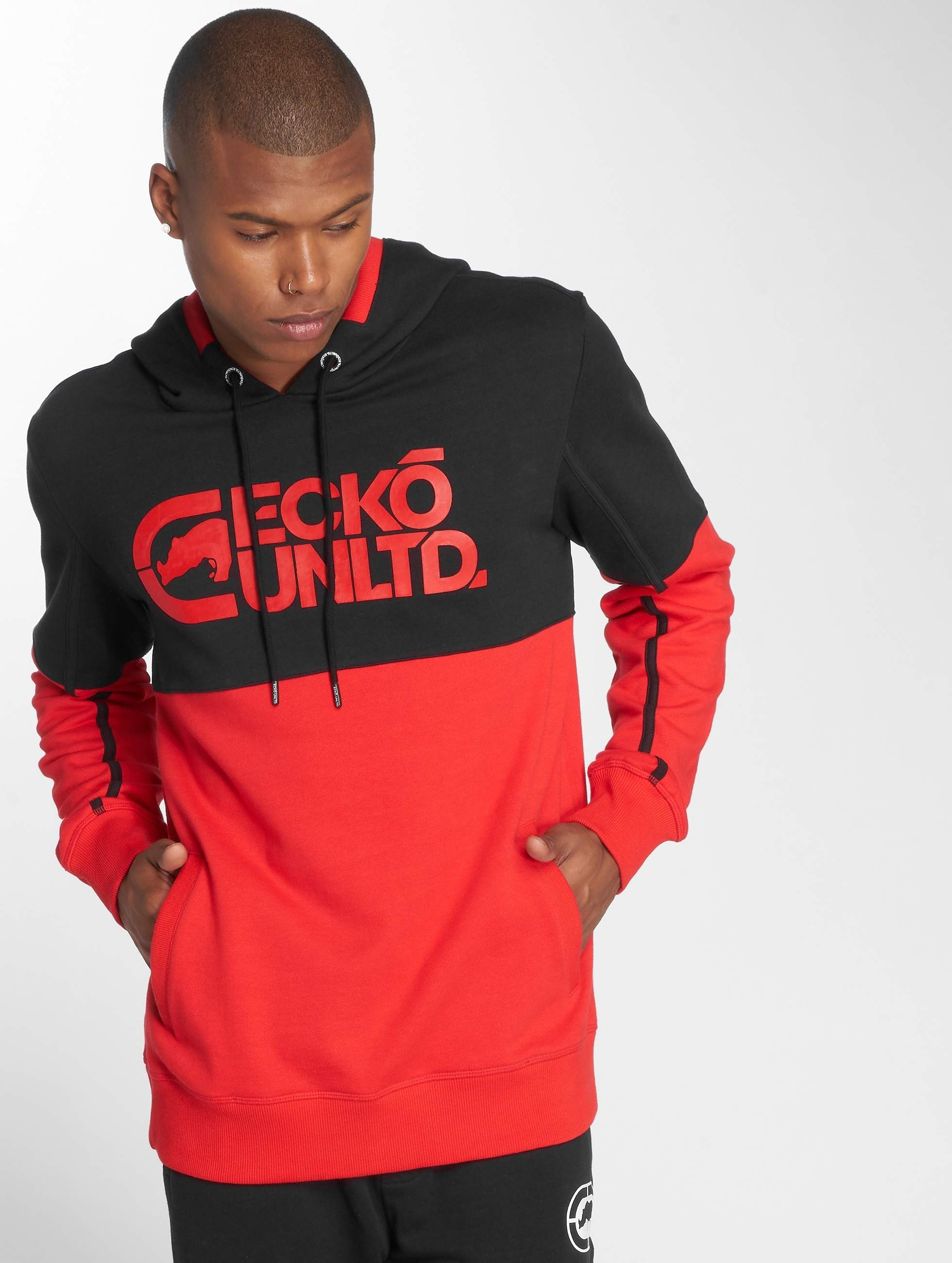 Ecko Unltd. / Hoodie Morgen Hill in red S