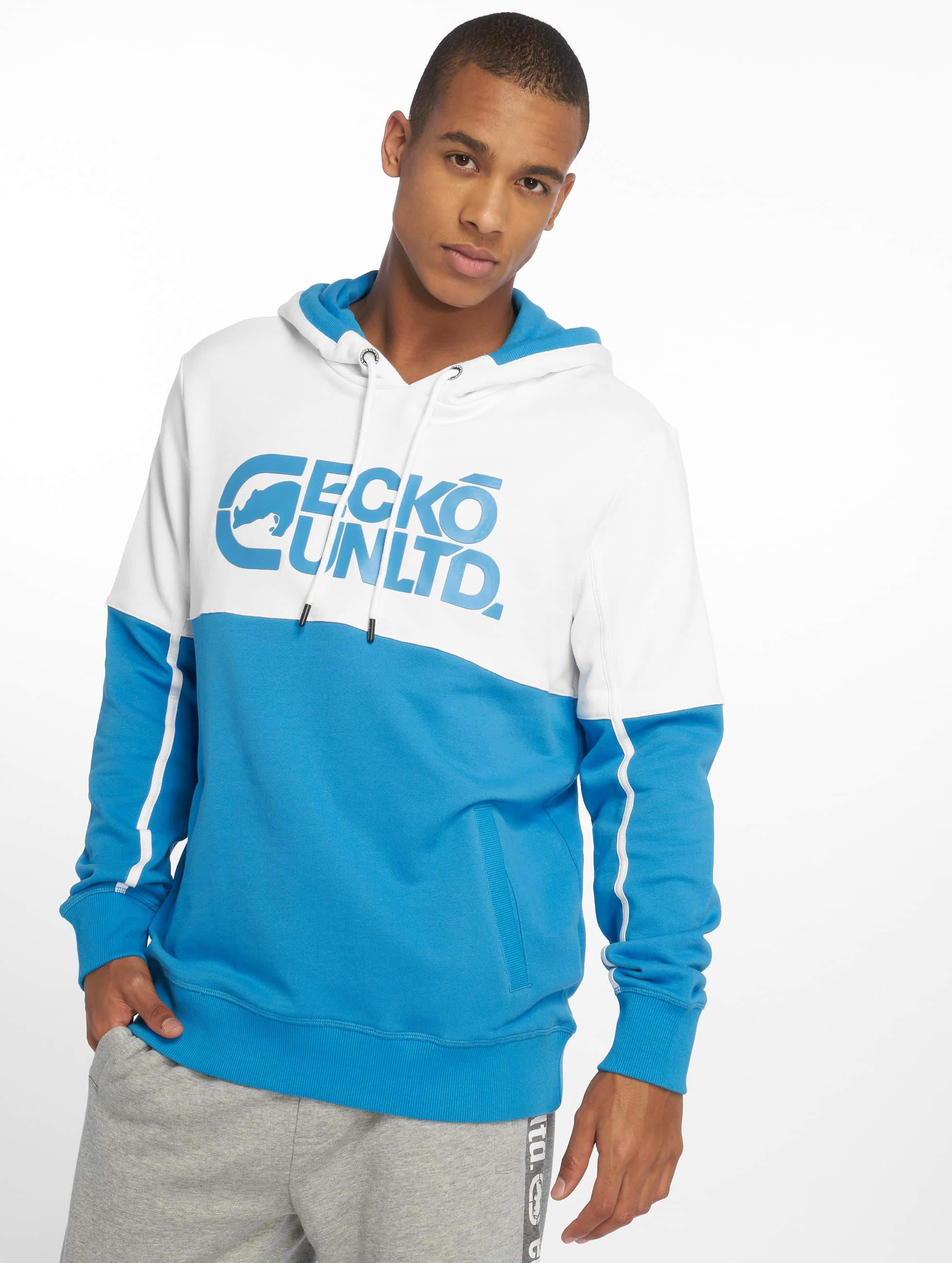 Ecko Unltd. / Hoodie Morgen Hill in blue XL