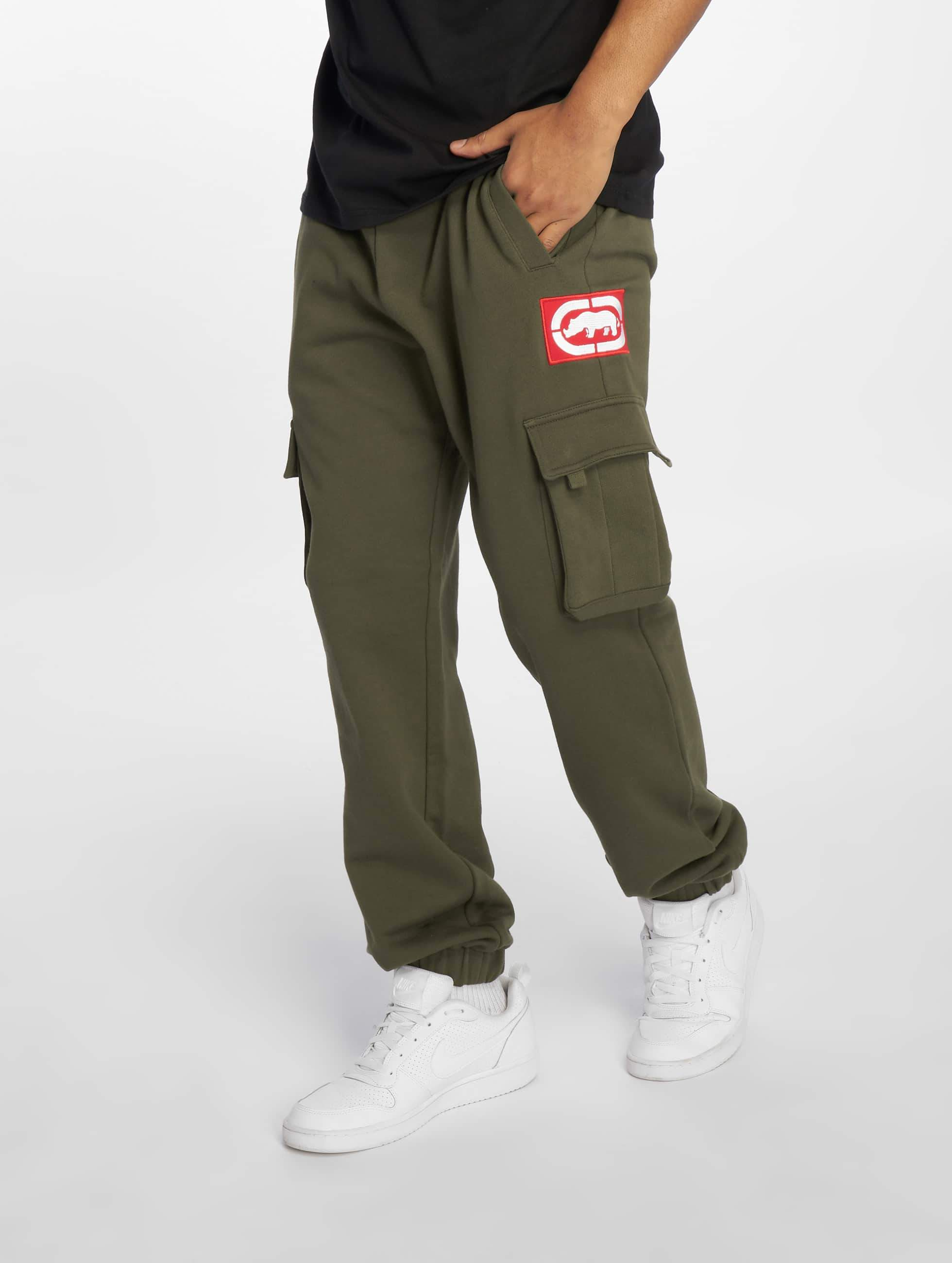 Ecko Unltd. / Sweat Pant Inglewood in olive 3XL