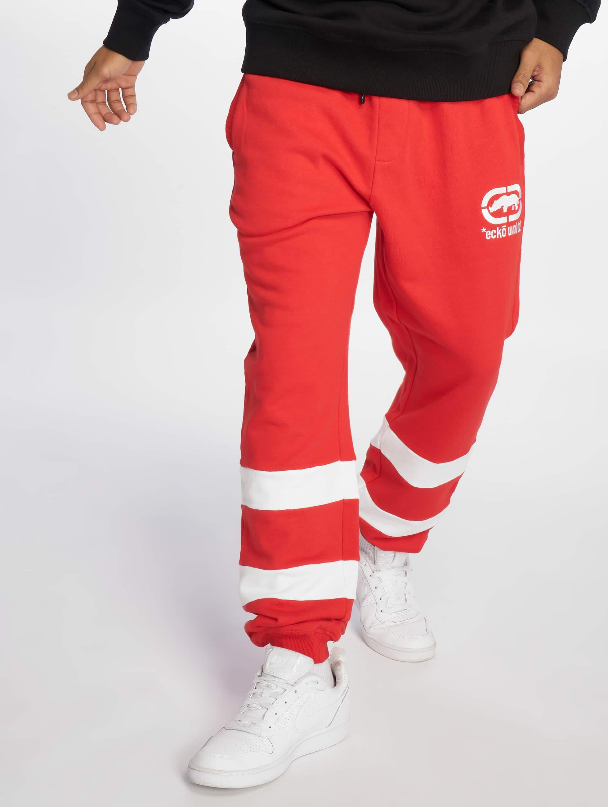 Ecko Unltd. / Sweat Pant East Buddy in red XL