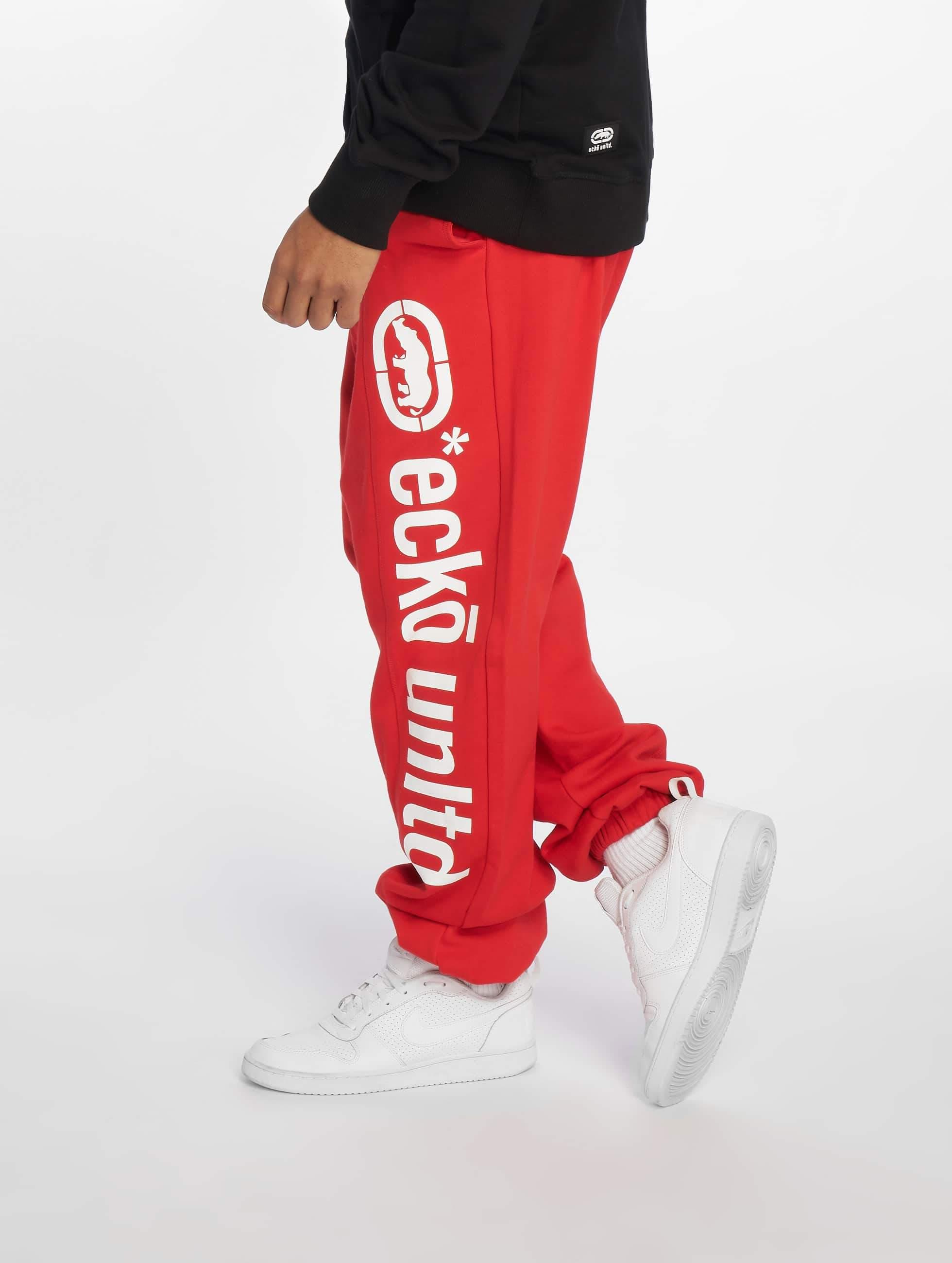 Ecko Unltd. / Sweat Pant West Buddy in red XL