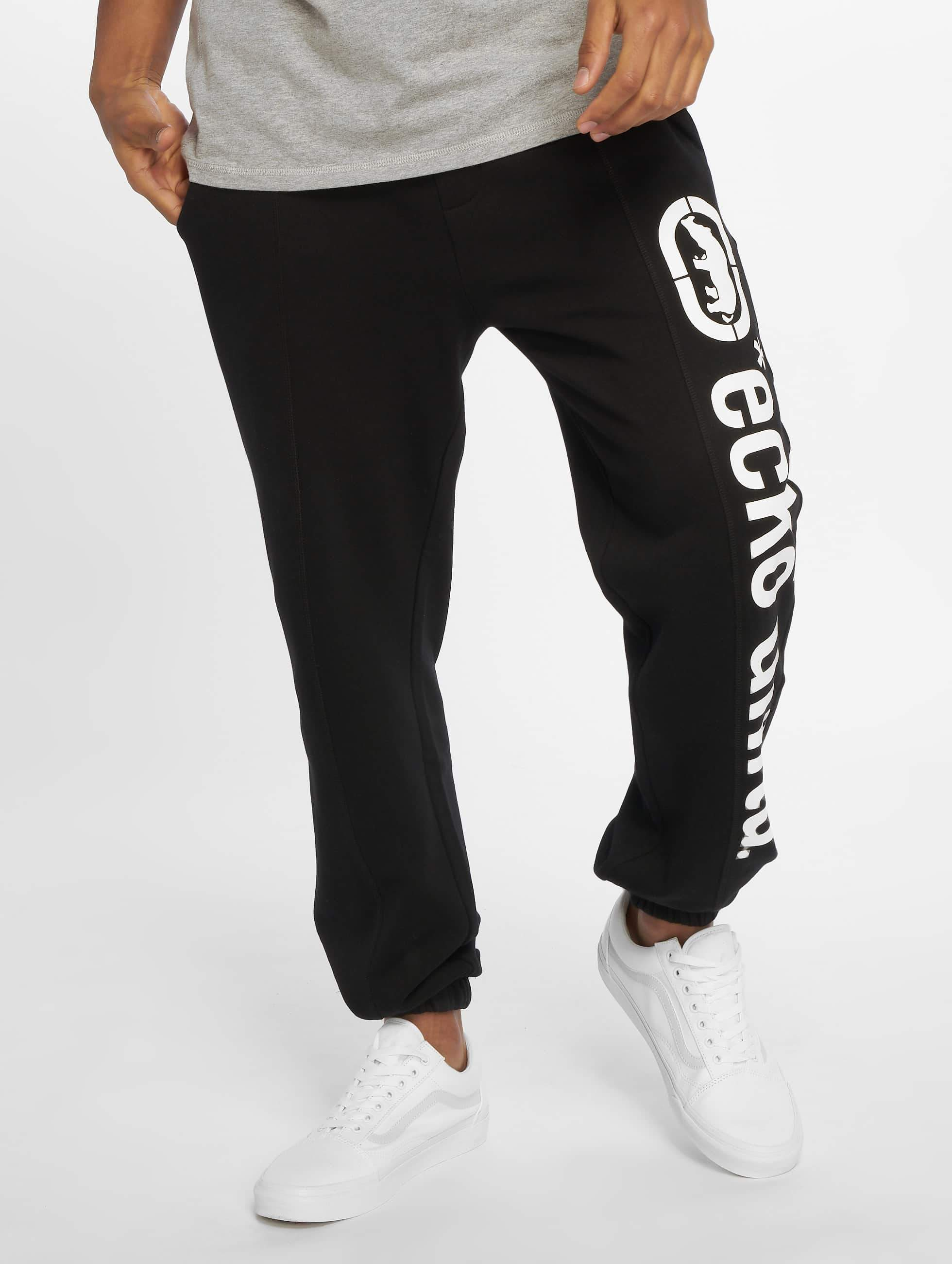 Ecko Unltd. / Sweat Pant West Buddy in black 2XL