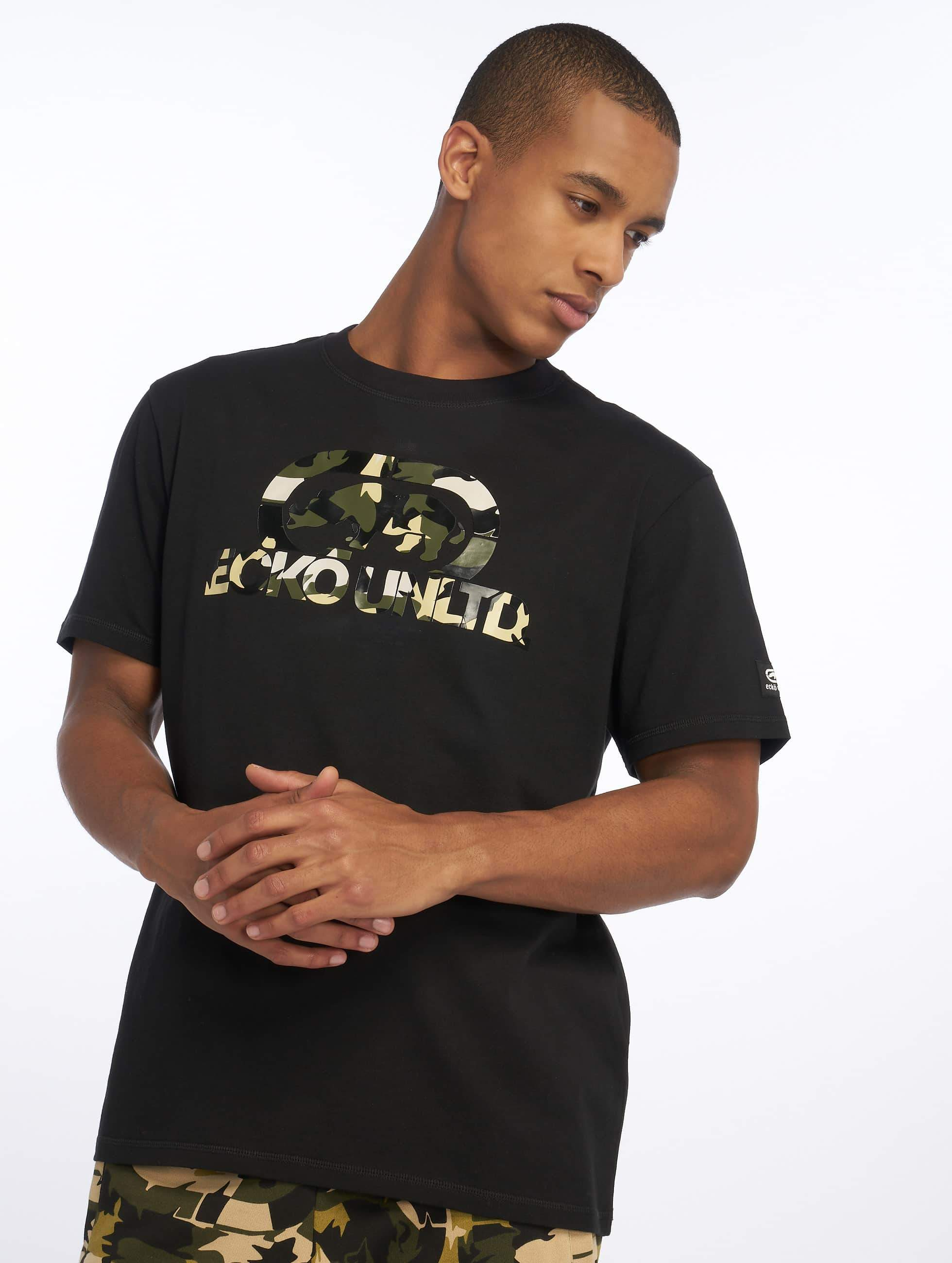 Ecko Unltd. / T-Shirt Filmore in black M