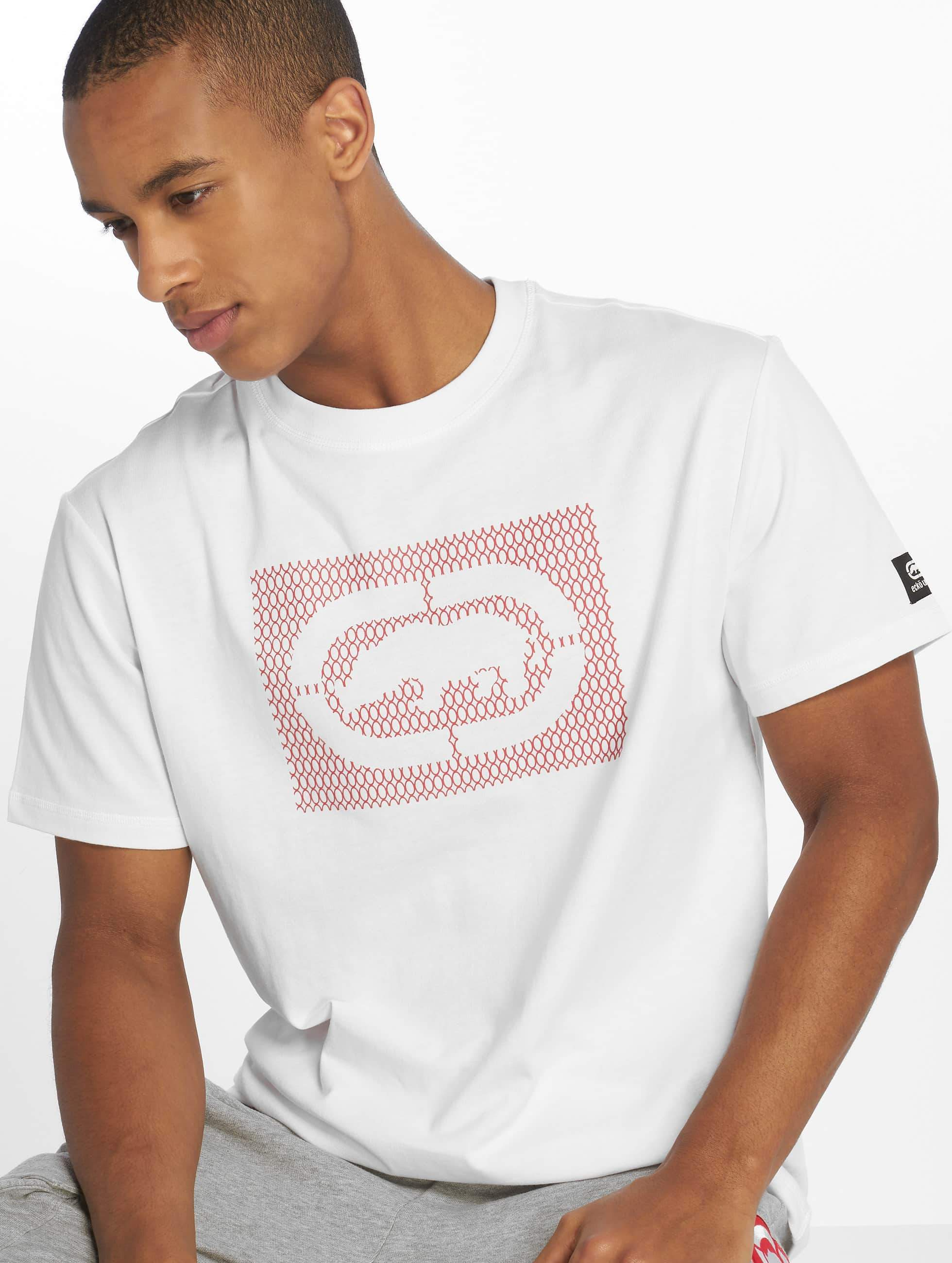 Ecko Unltd. / T-Shirt Lego and Rhino in white M
