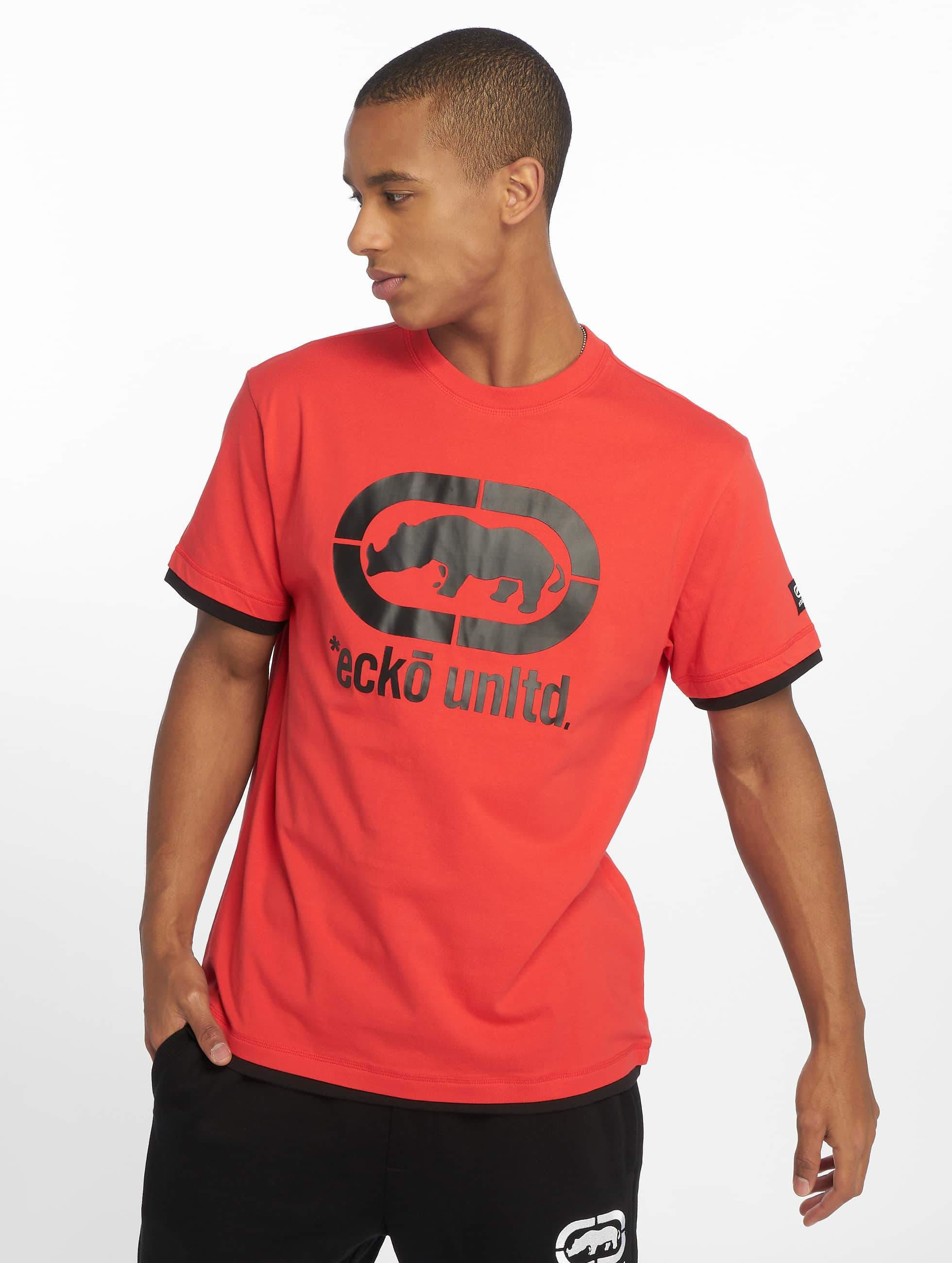 Ecko Unltd. / T-Shirt Best Buddy in red S