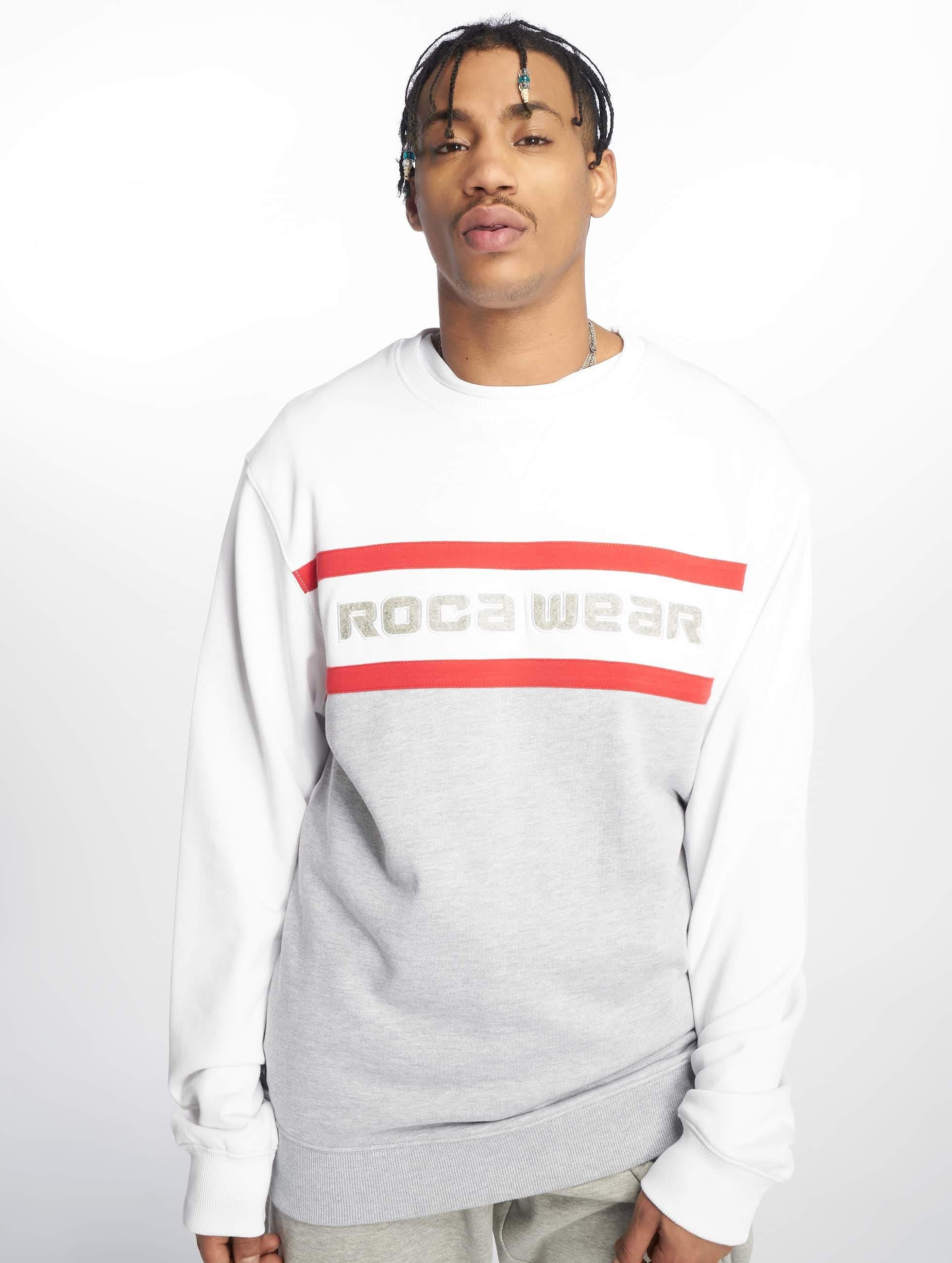 Rocawear / Jumper Stripes in grey S