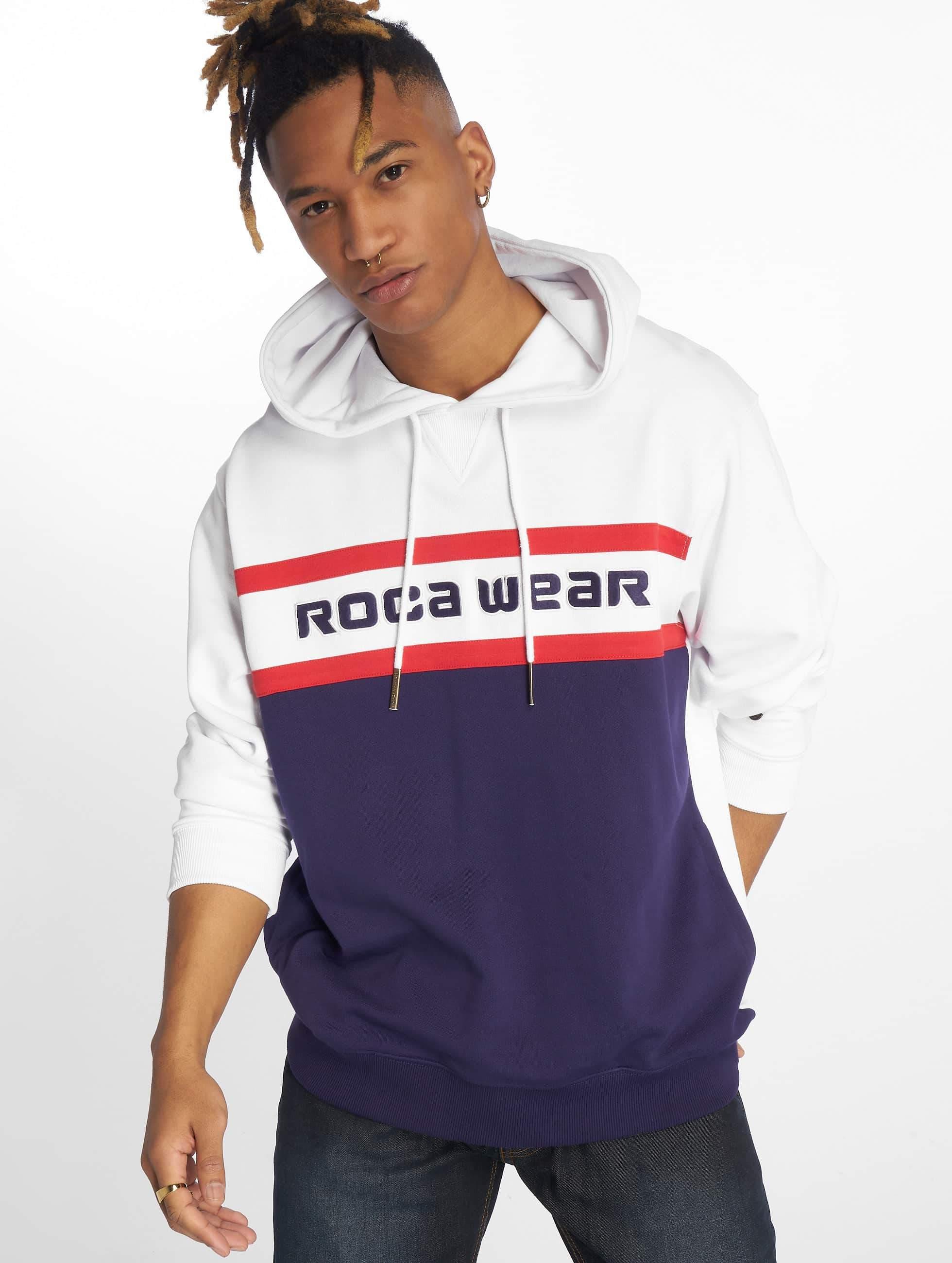 Rocawear / Hoodie Dam in blue XL