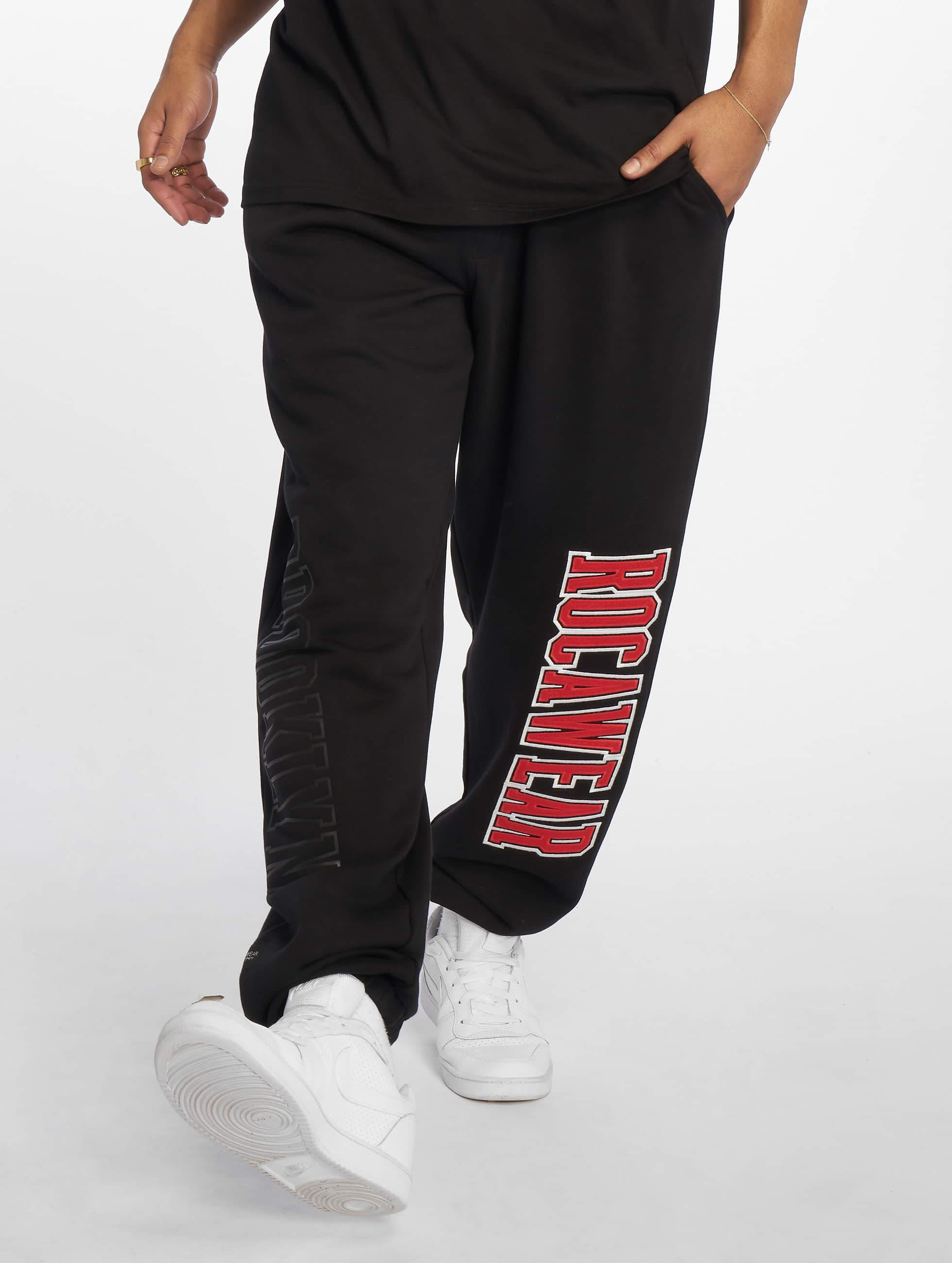 Rocawear / Sweat Pant Brooklyn in black XL