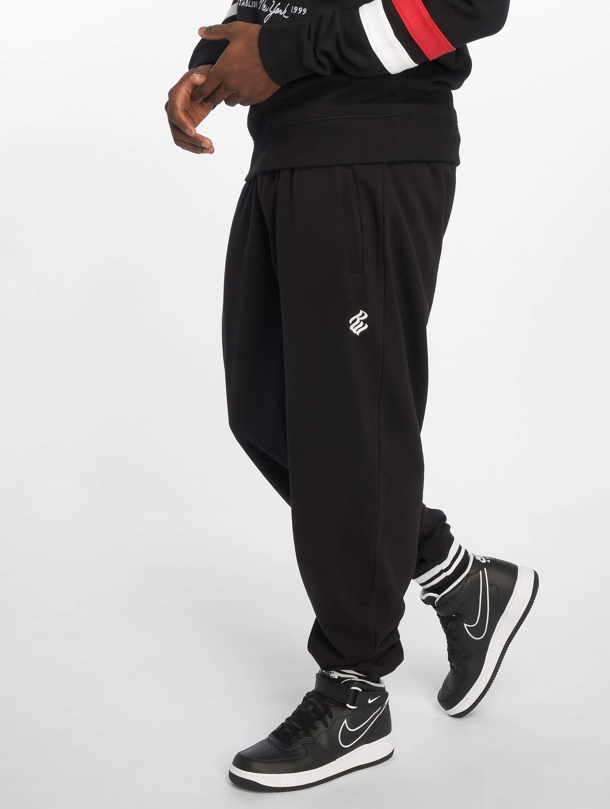 Rocawear / Sweat Pant Block in black 3XL