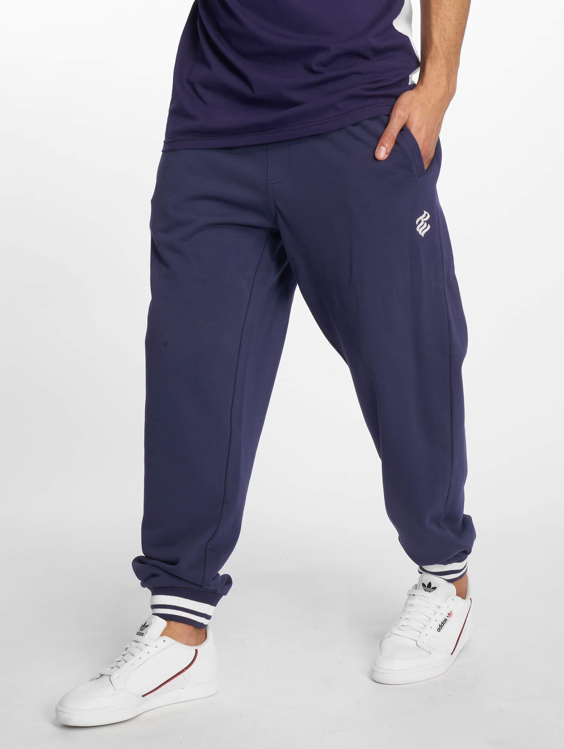 Rocawear / Sweat Pant Block in blue XL