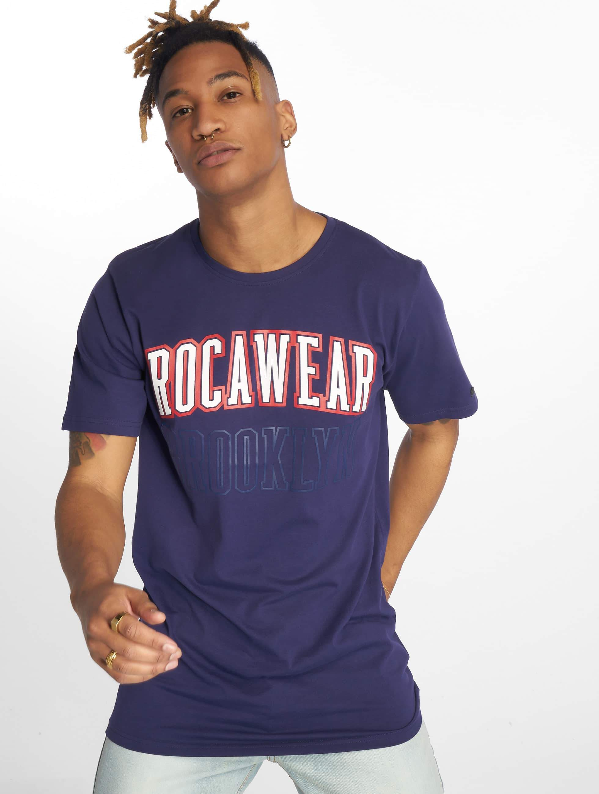 Rocawear / T-Shirt Brooklyn in blue S
