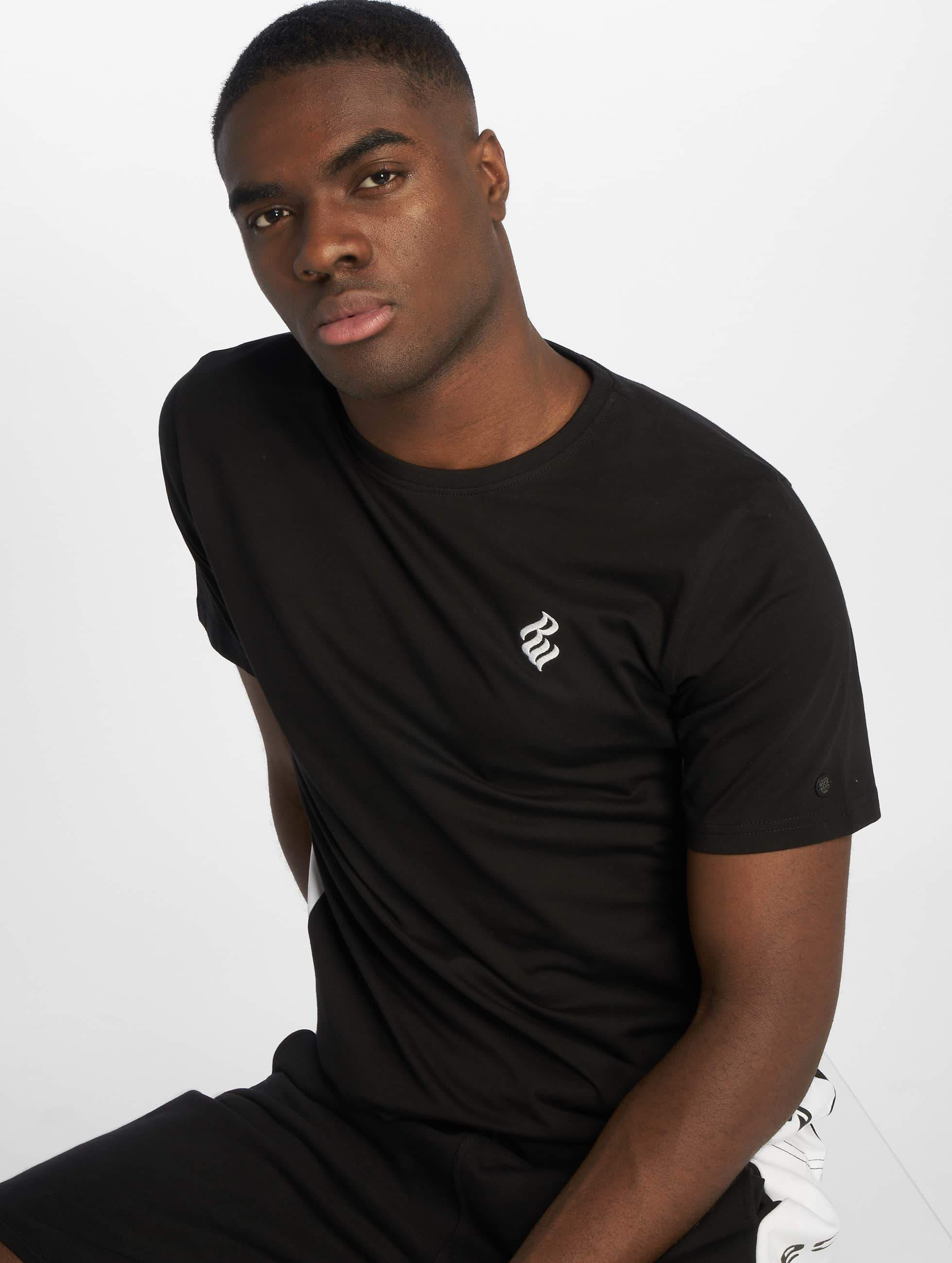 Rocawear / T-Shirt Double Logo in black M