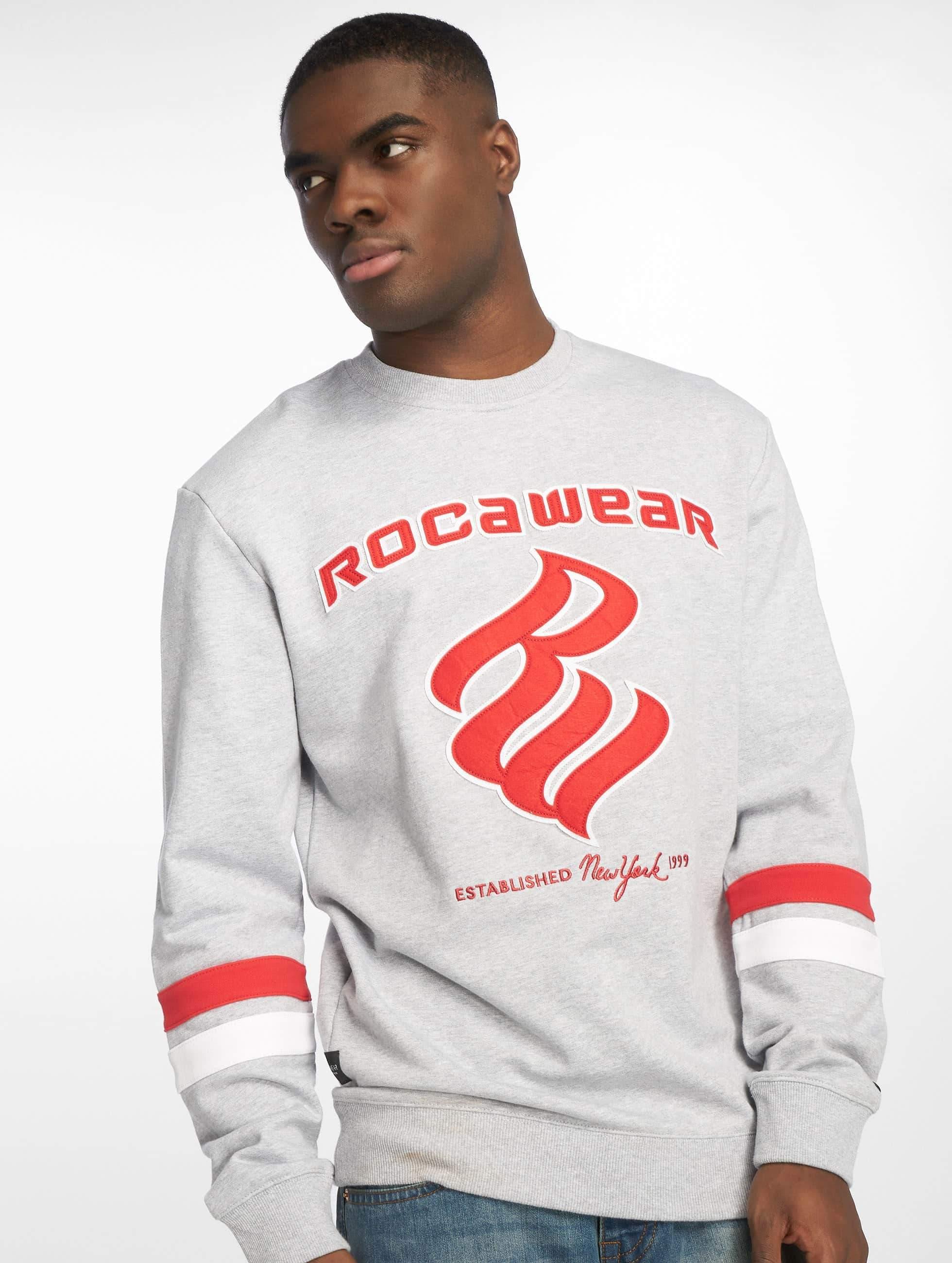 Rocawear / Jumper DC in grey XL