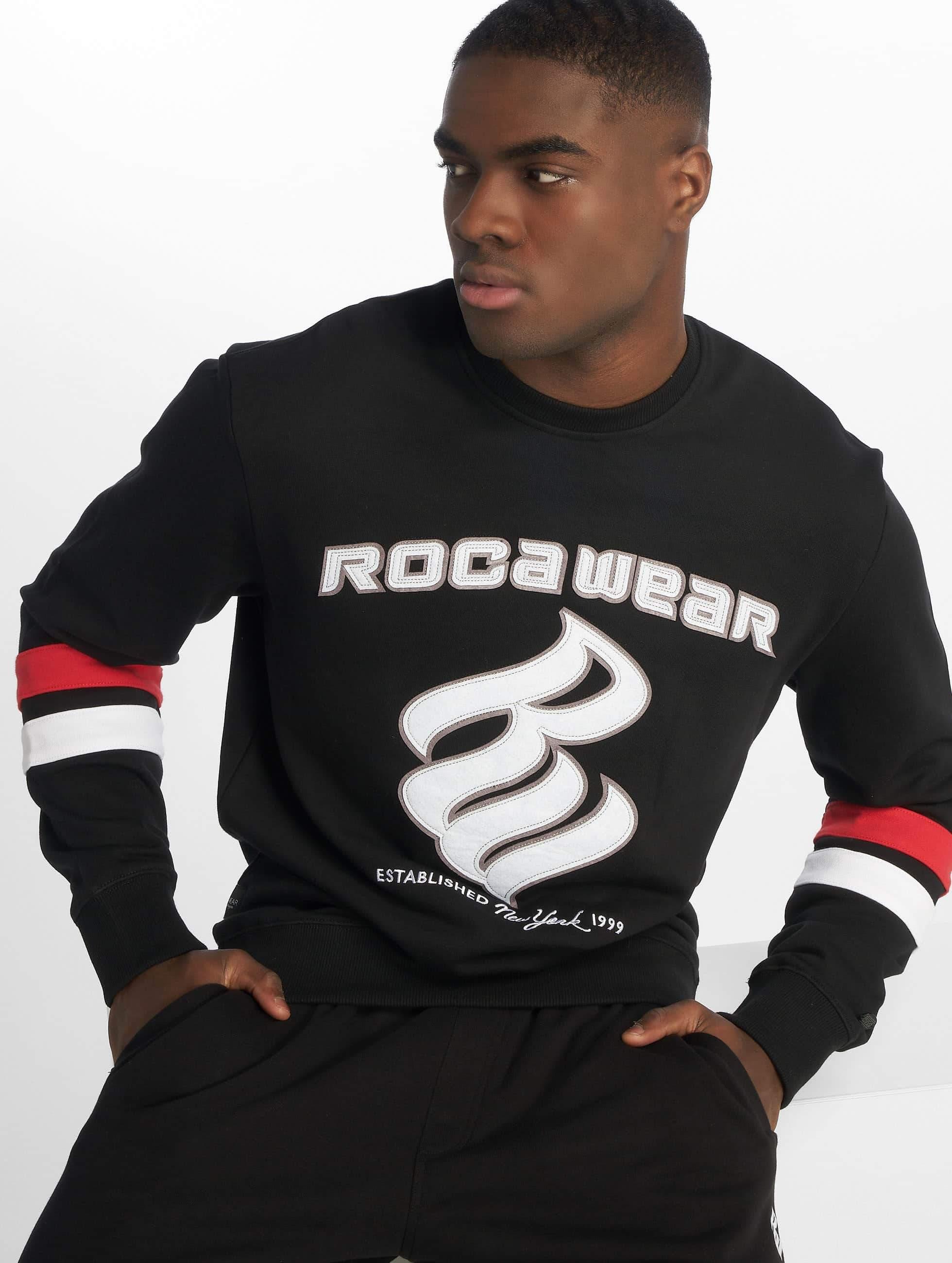 Rocawear / Jumper DC in black XL