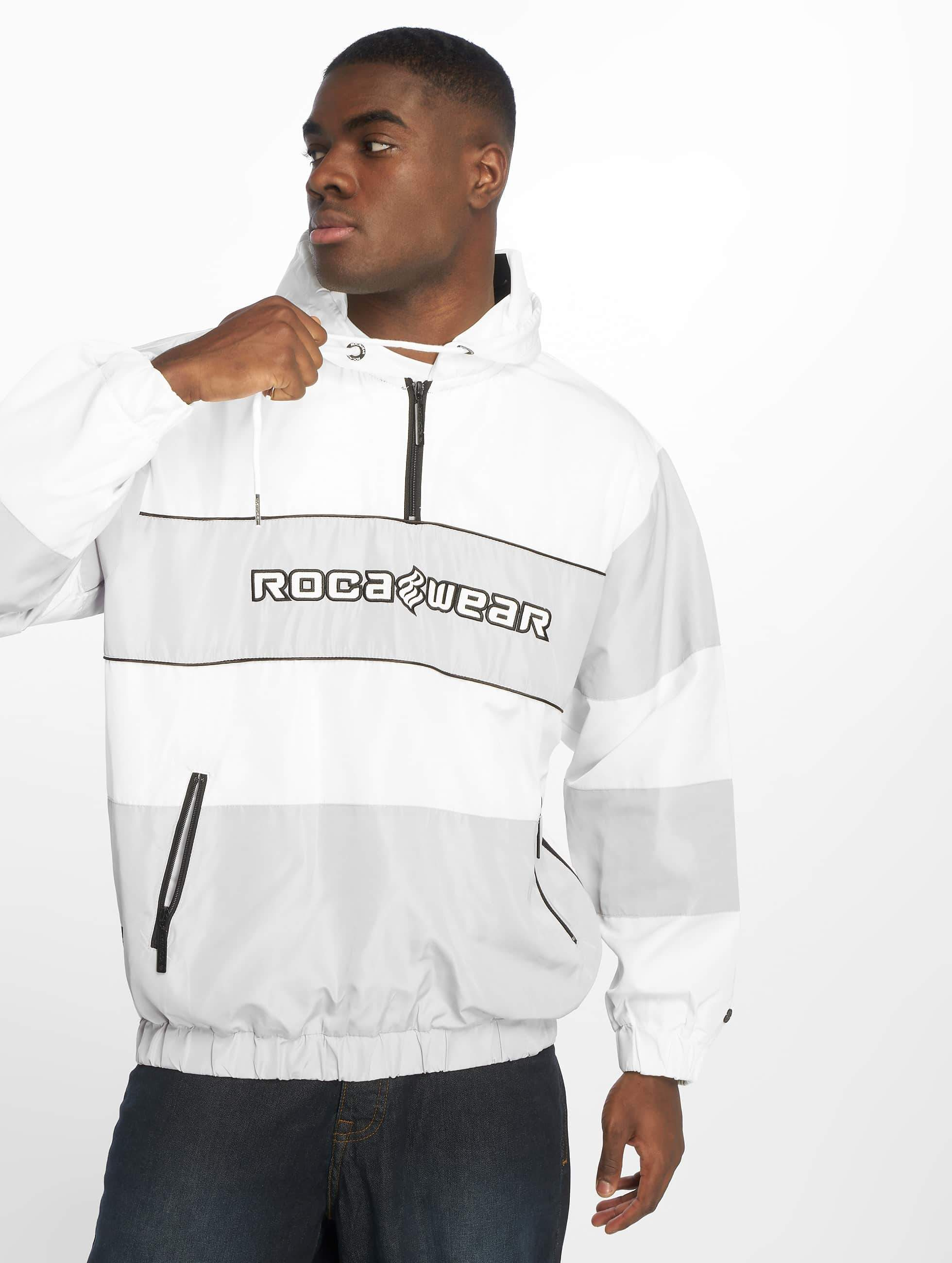 Rocawear / Lightweight Jacket BL in white S