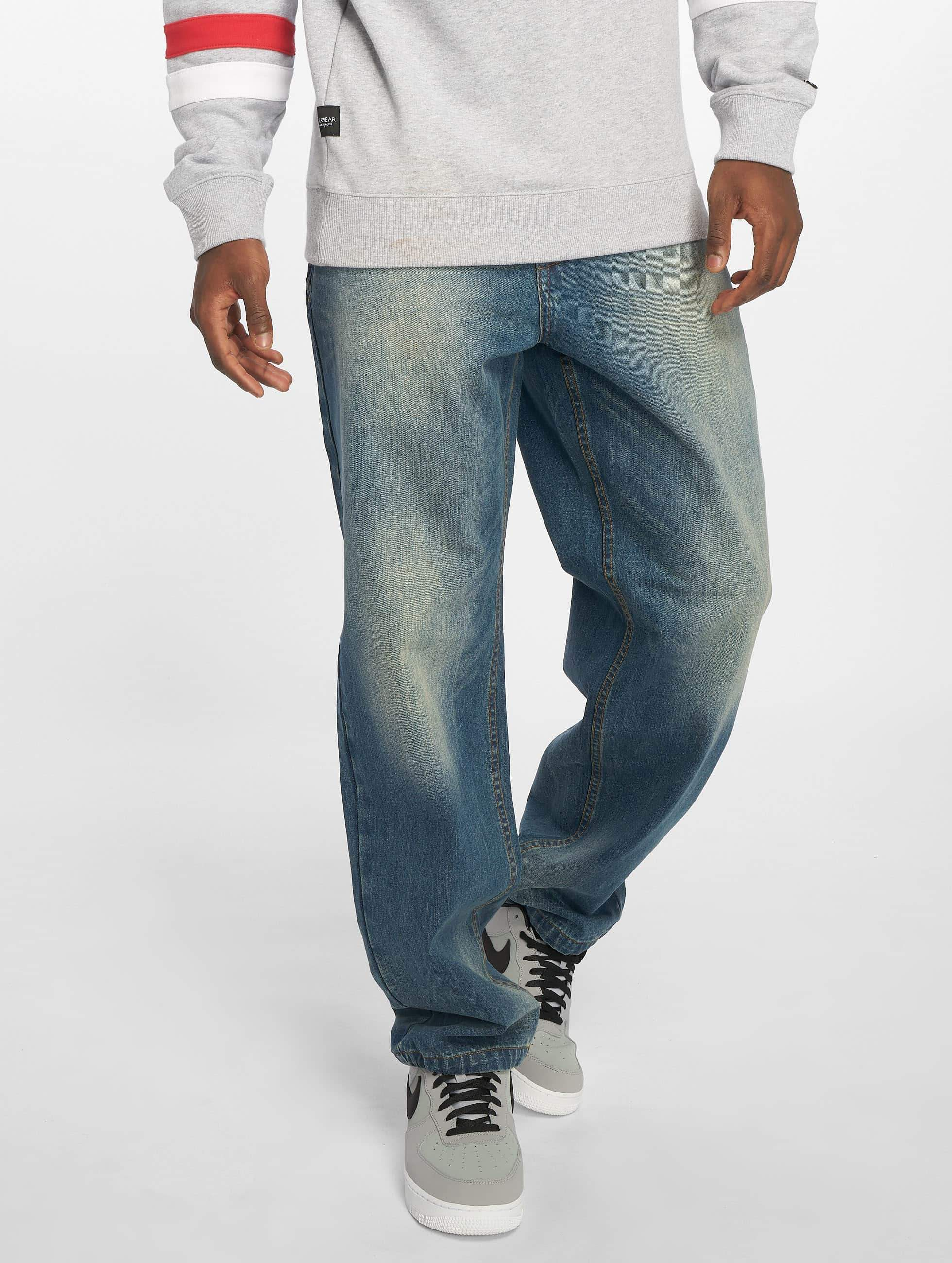 Rocawear / Baggy THU in blue W 46 L 34
