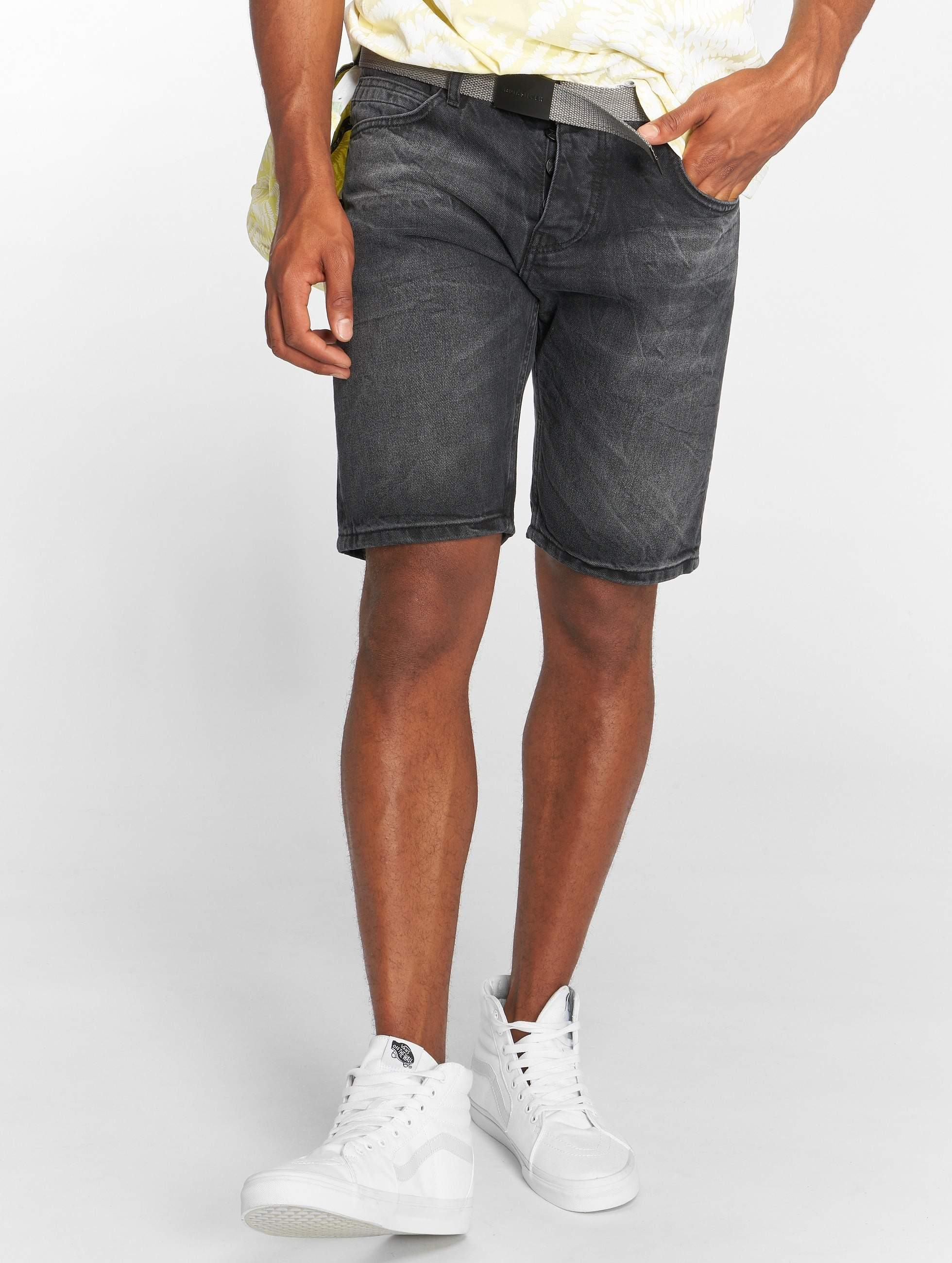 Just Rhyse / Short Classico in black XL