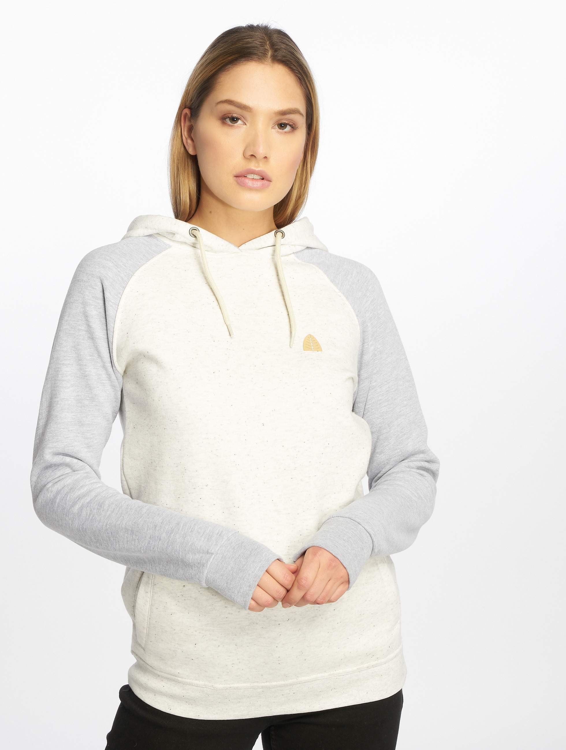 Just Rhyse / Hoodie Aljezur in white XS