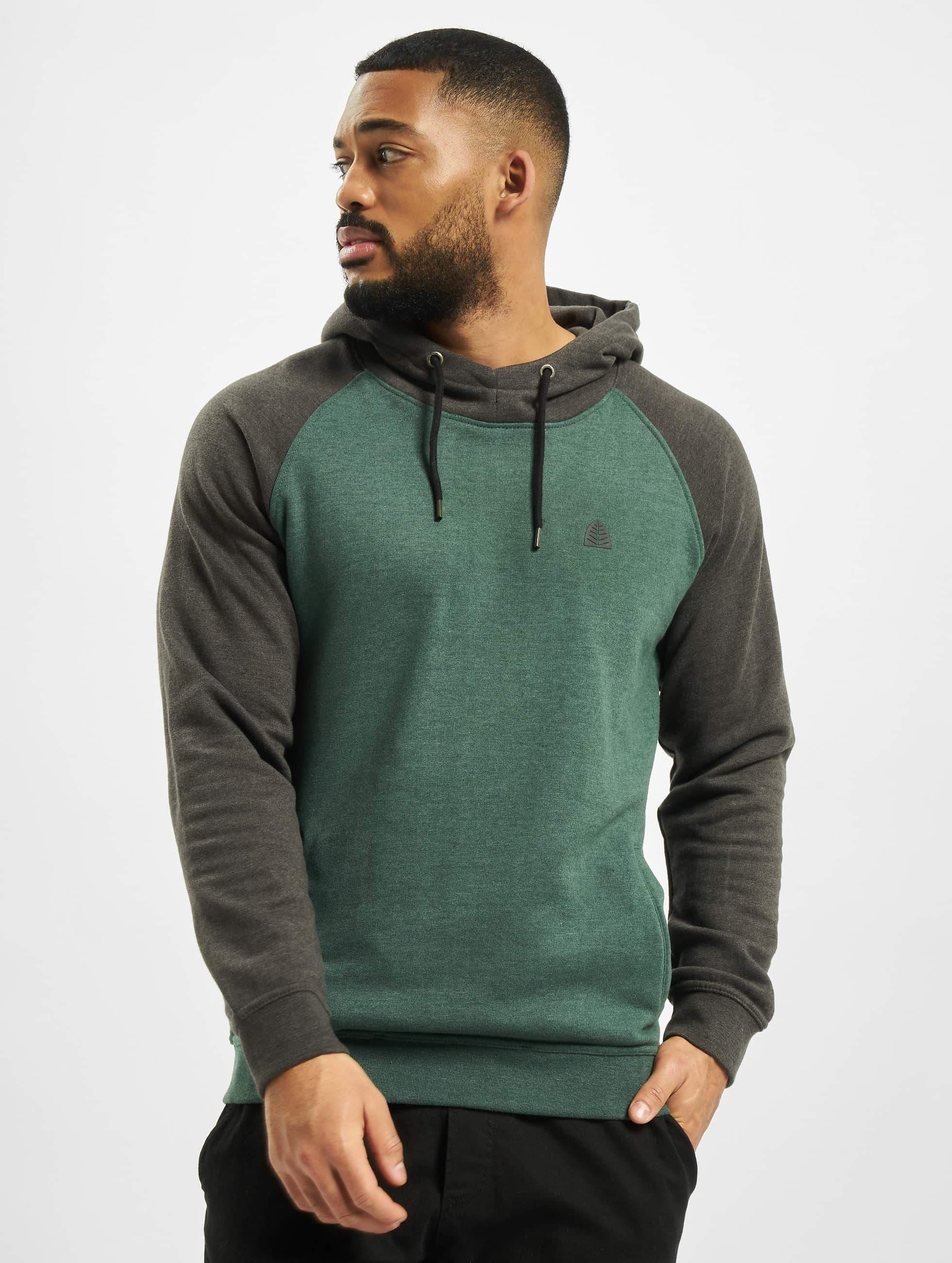 Just Rhyse / Hoodie Monchique in green XL
