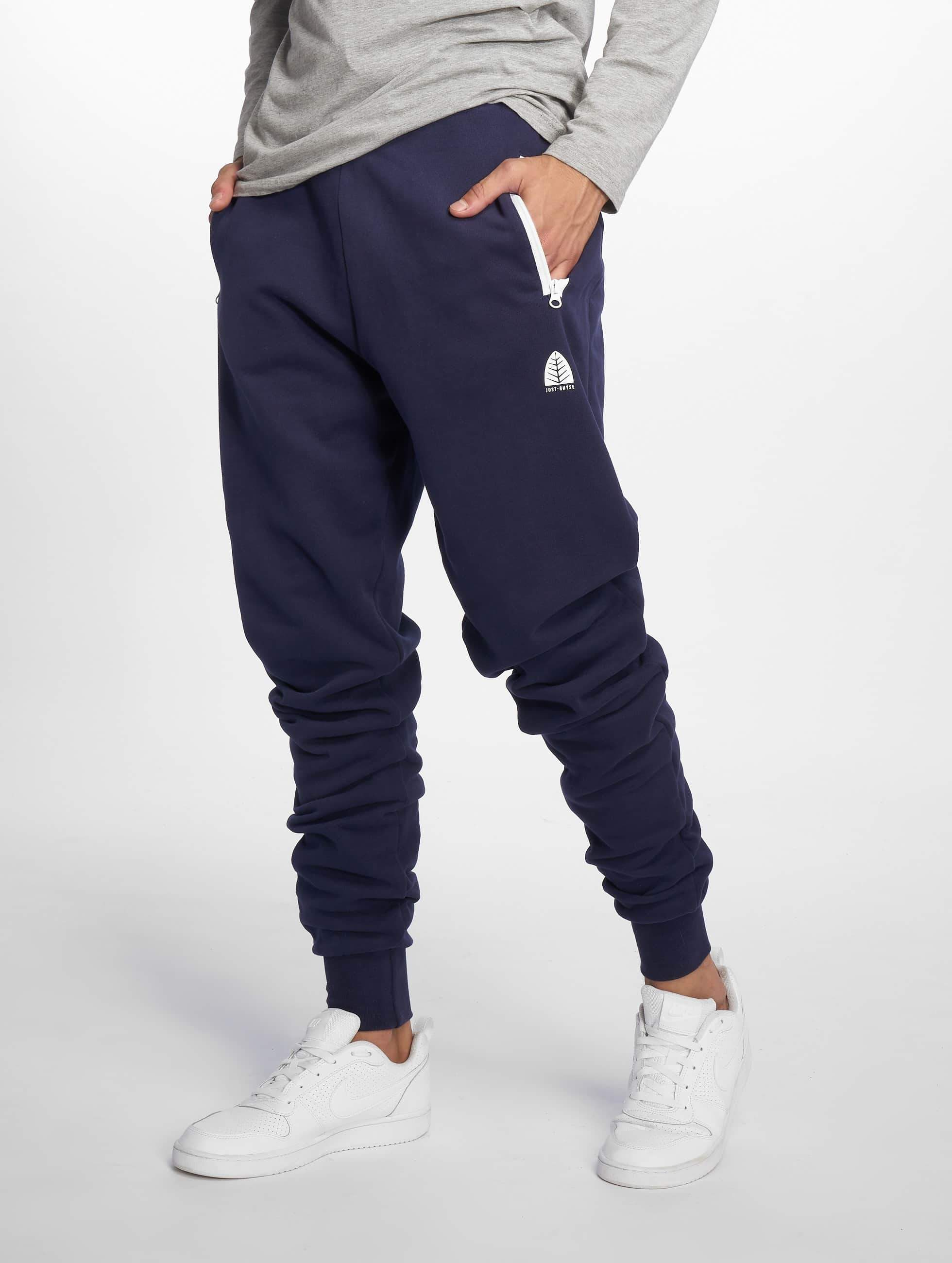 Just Rhyse / Sweat Pant Momo in blue M