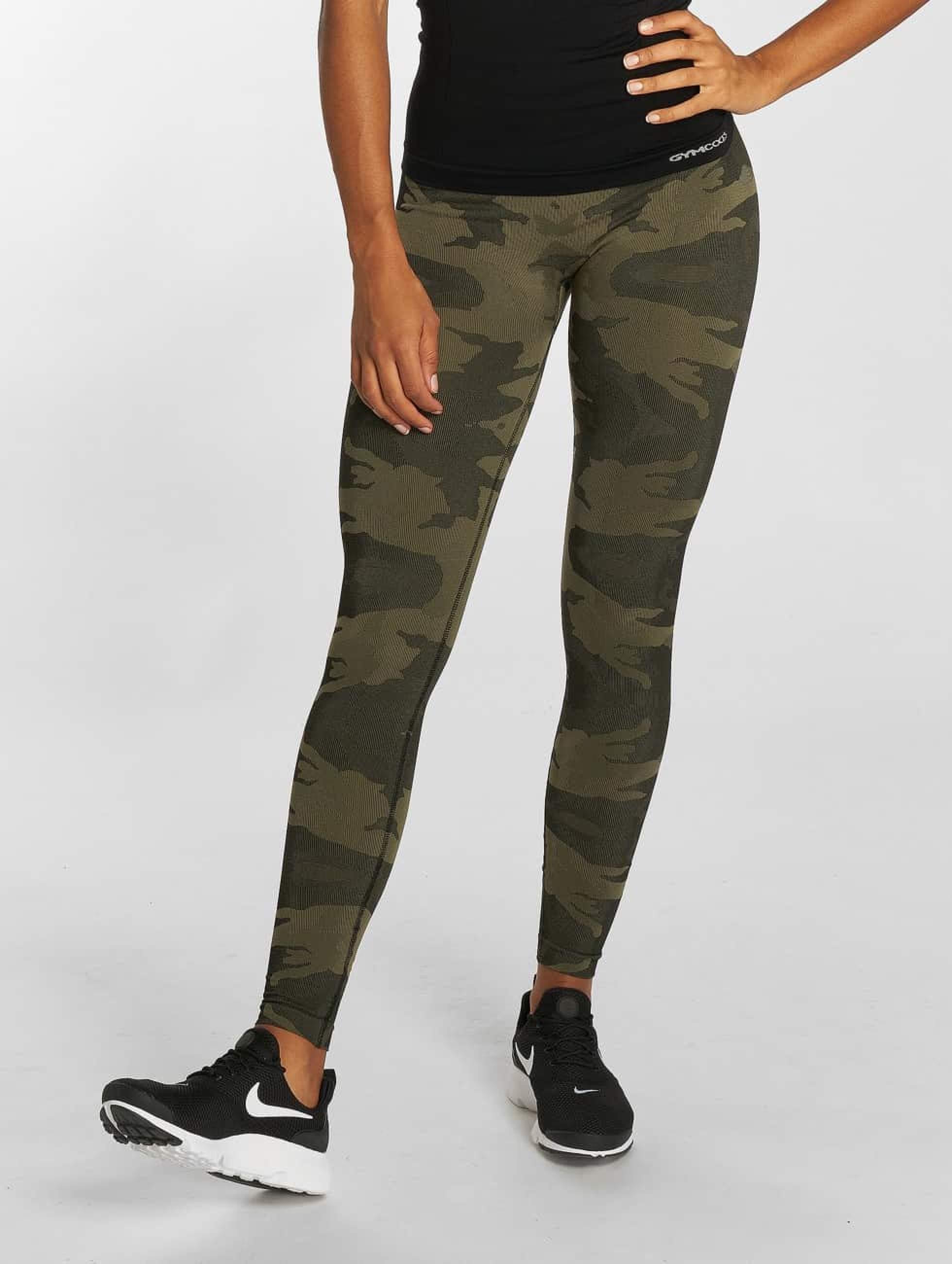 GymCodes | Flex High-Waist camouflage Femme Legging