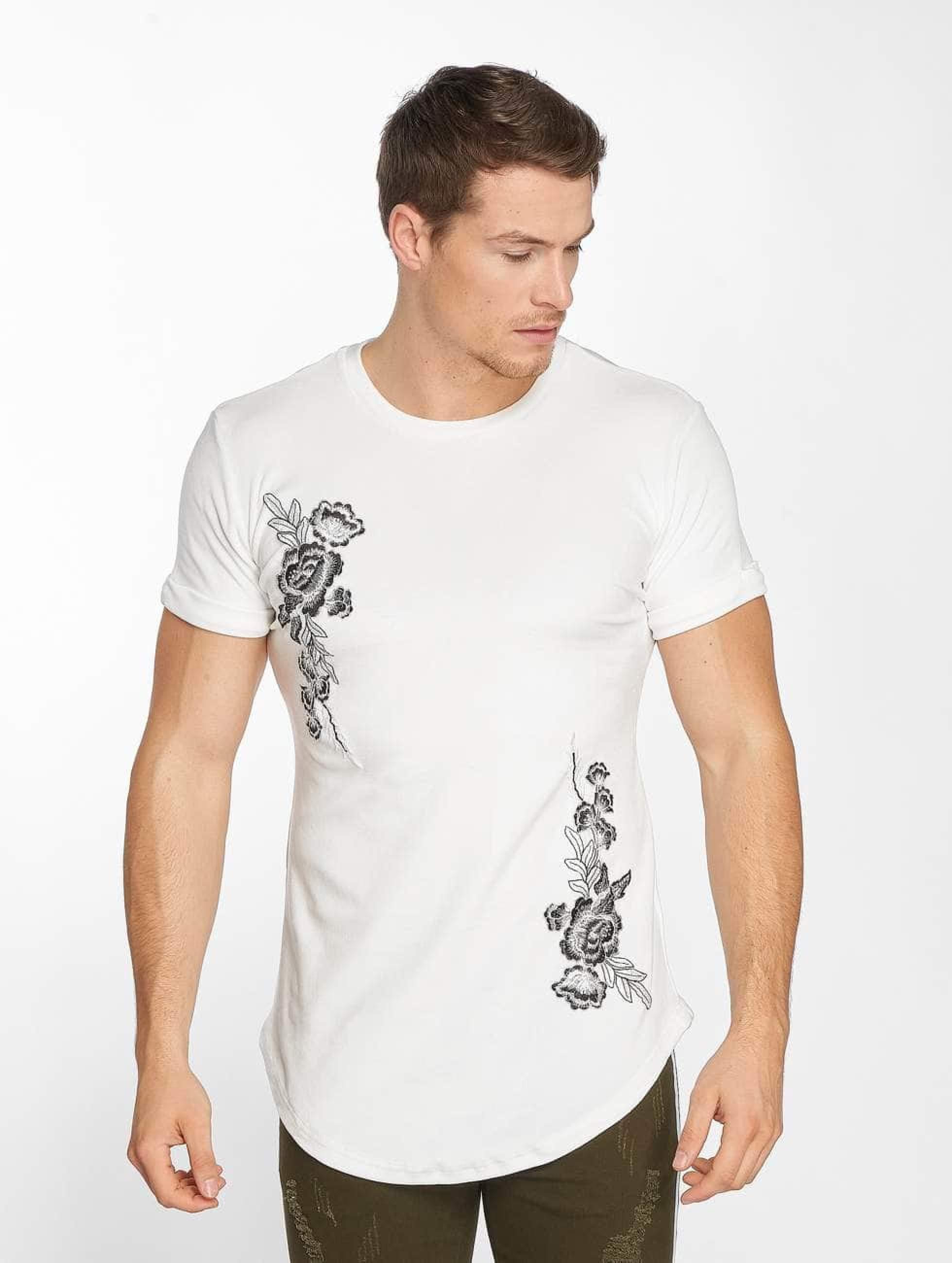 John H | Velvet blanc Homme T-Shirt
