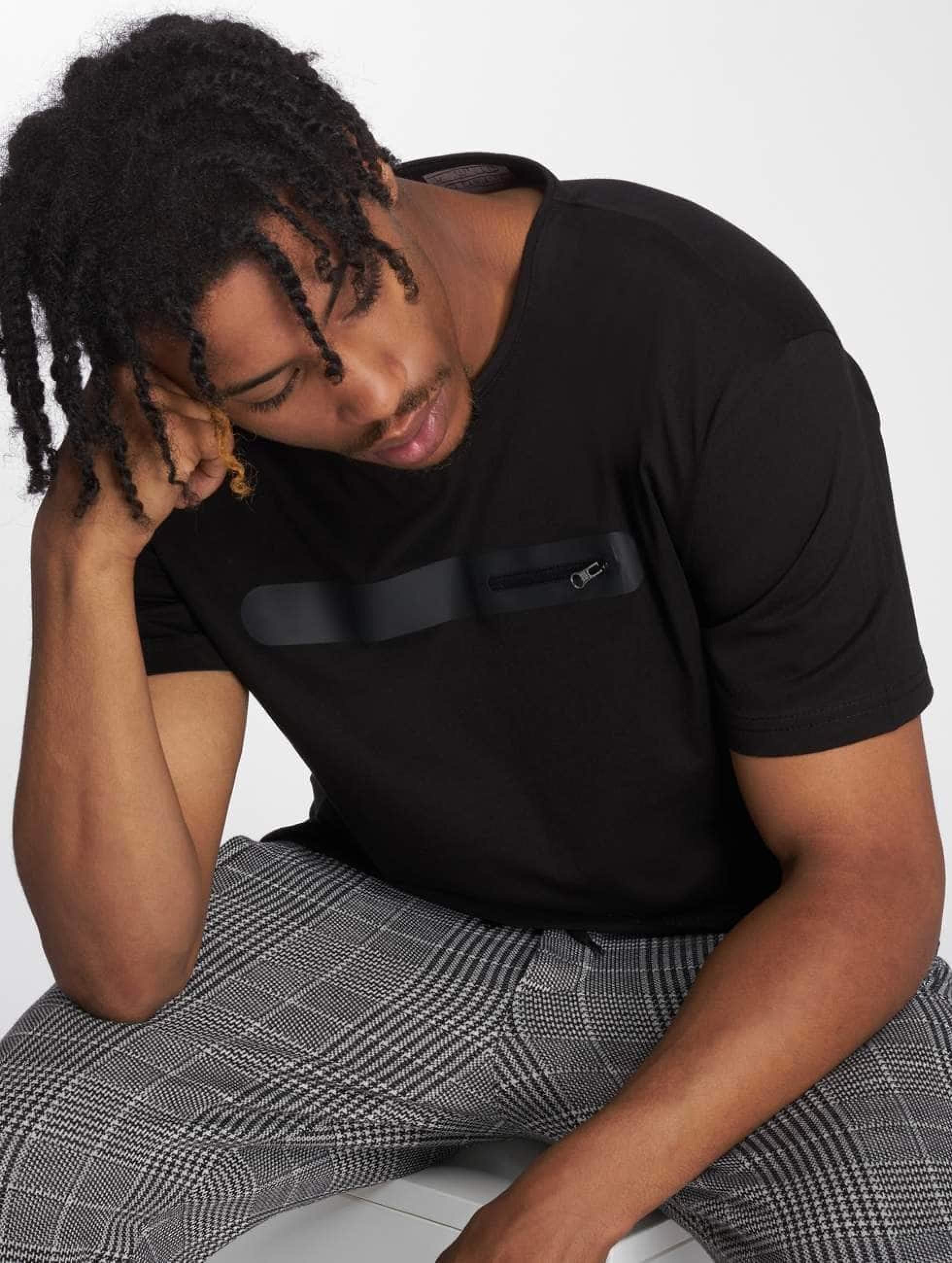 Bangastic / T-Shirt Stripe in black S