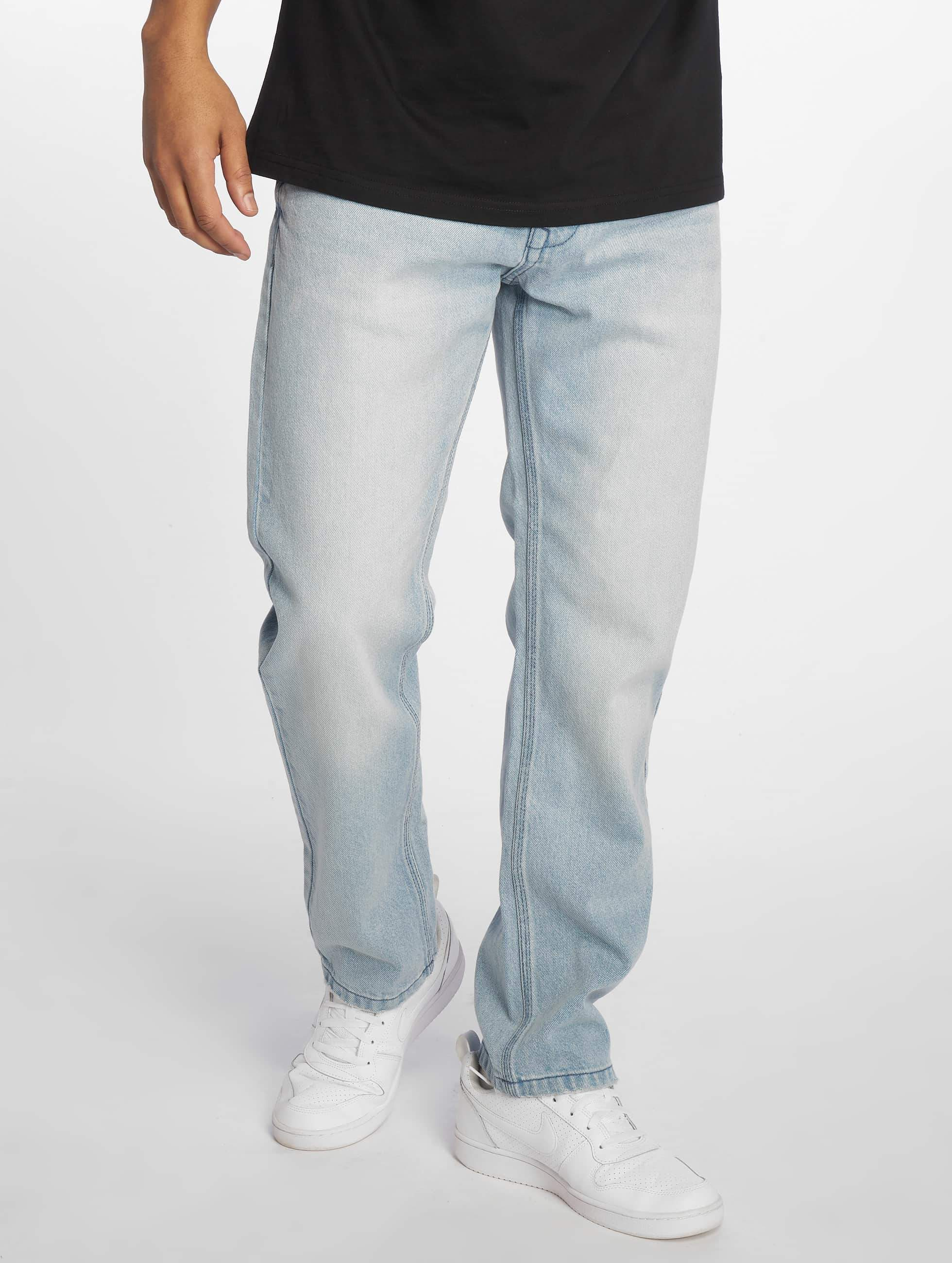 Ecko Unltd. / Straight Fit Jeans Mission Rd in blue W 40 L 34