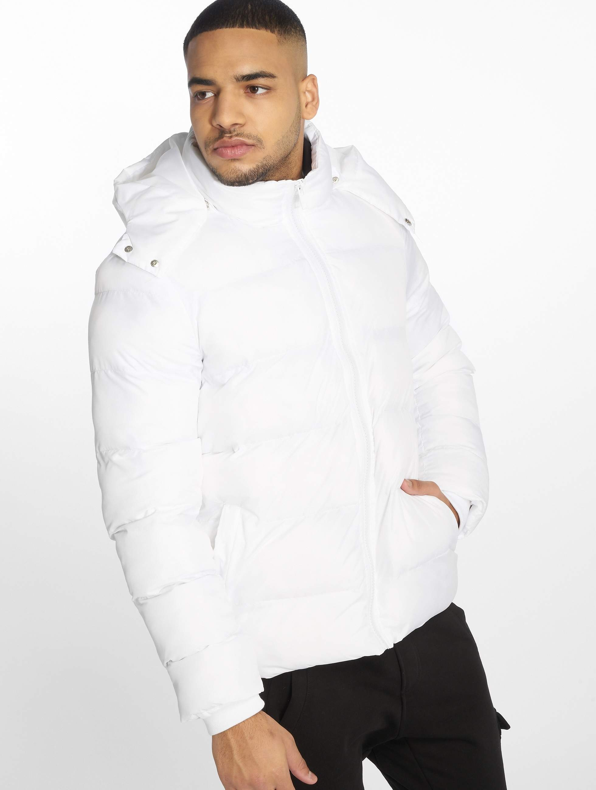 DEF / Winter Jacket Bumble in white 2XL