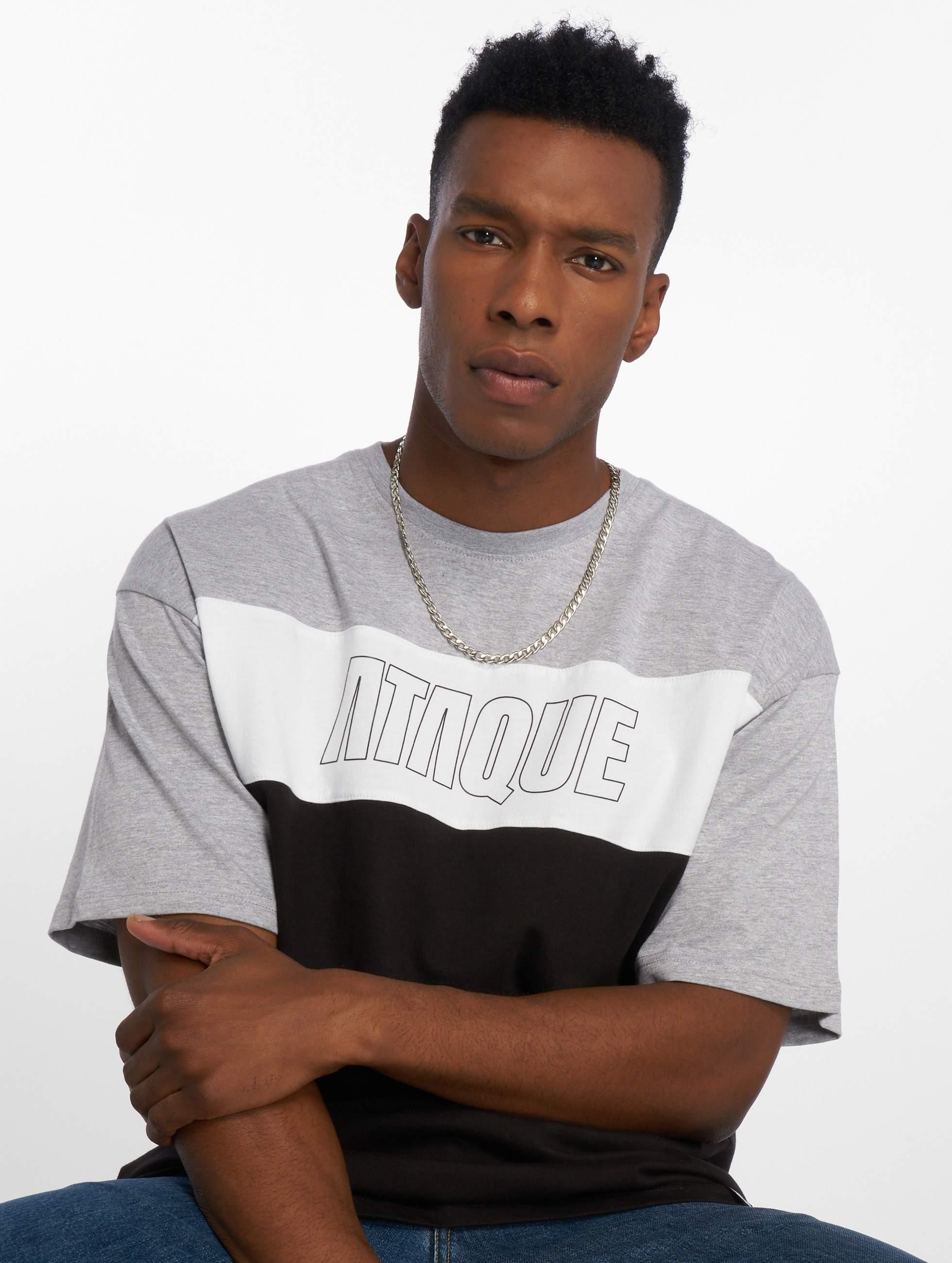Ataque / T-Shirt Venado in black XL