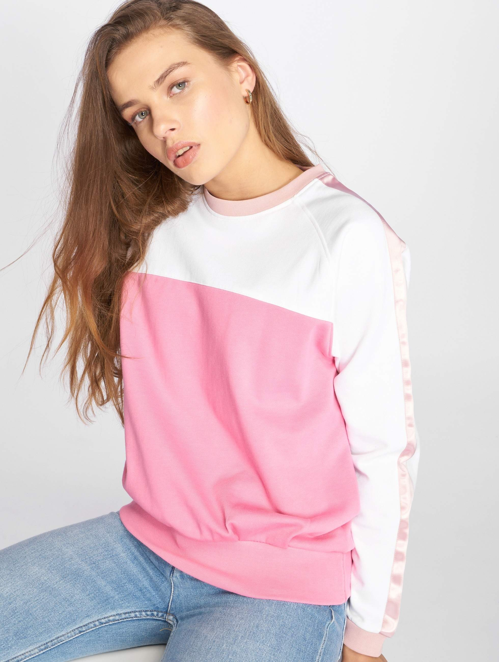DEF / Jumper Herzlia in pink XS