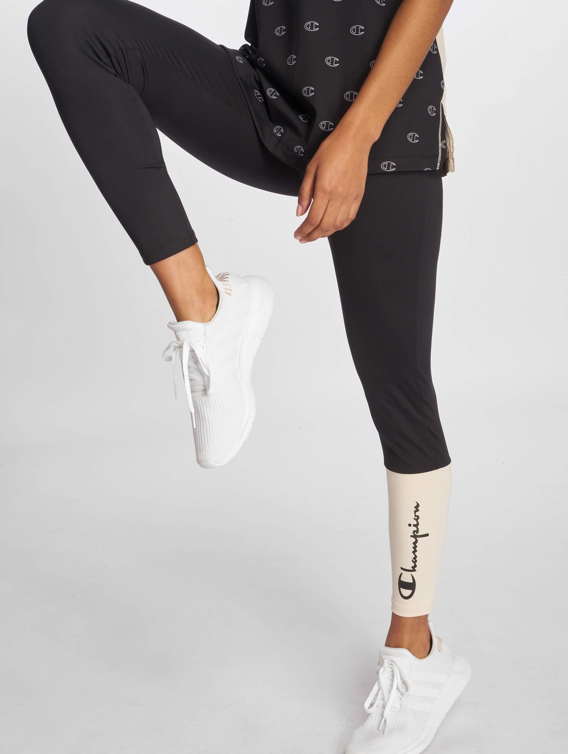 Champion   Sport noir Femme Legging