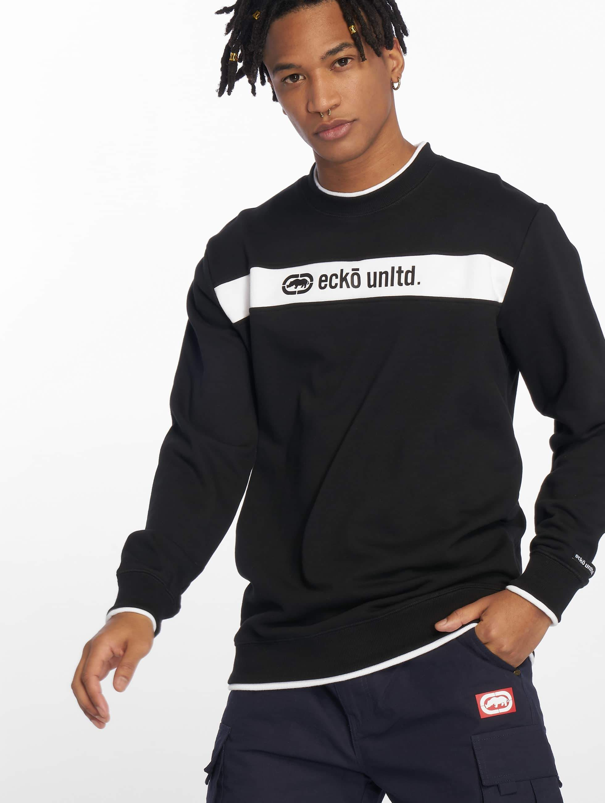 Ecko Unltd. / Jumper Far Rockaway in black XL