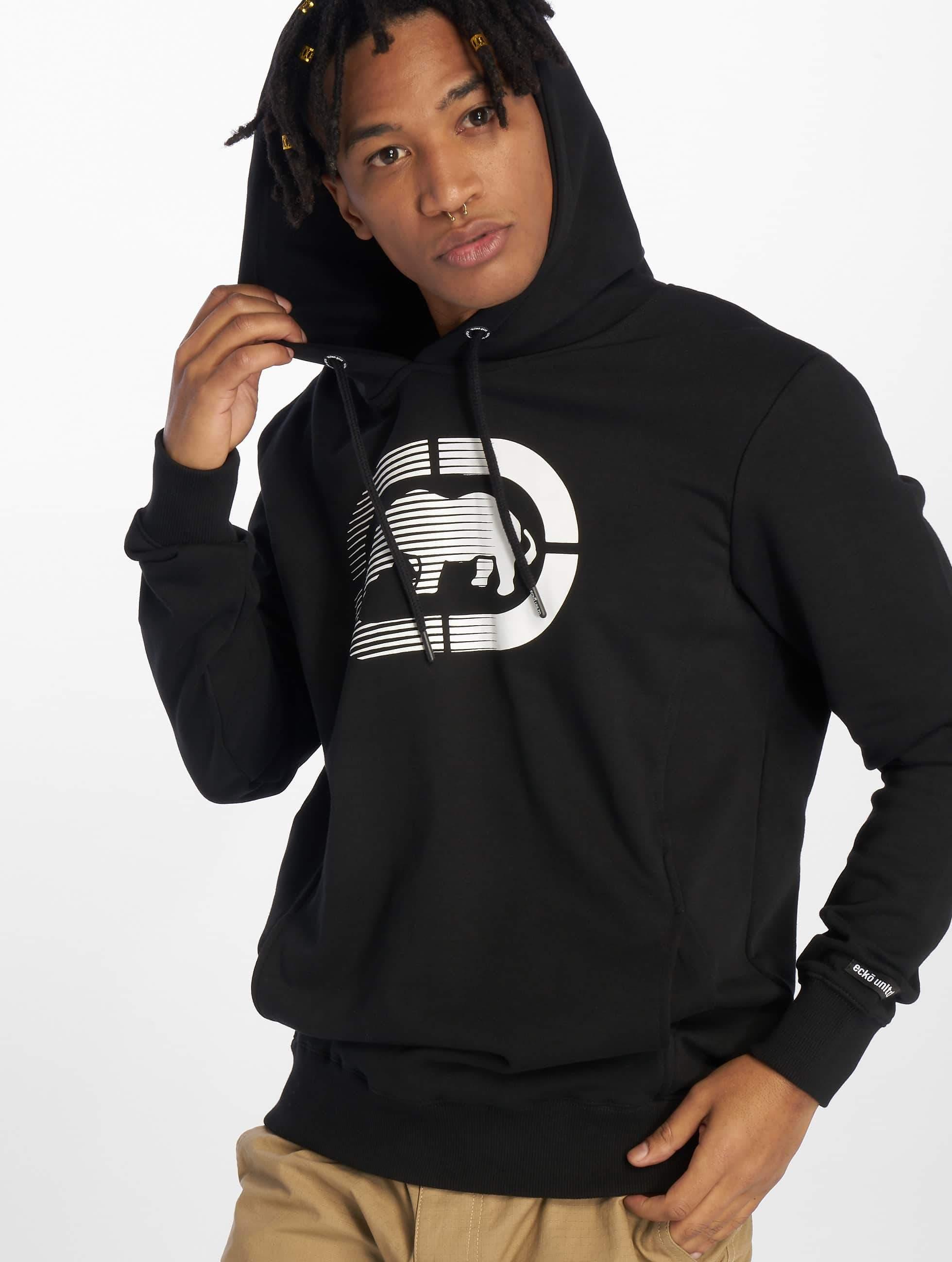 Ecko Unltd. / Hoodie 5050 in black XL