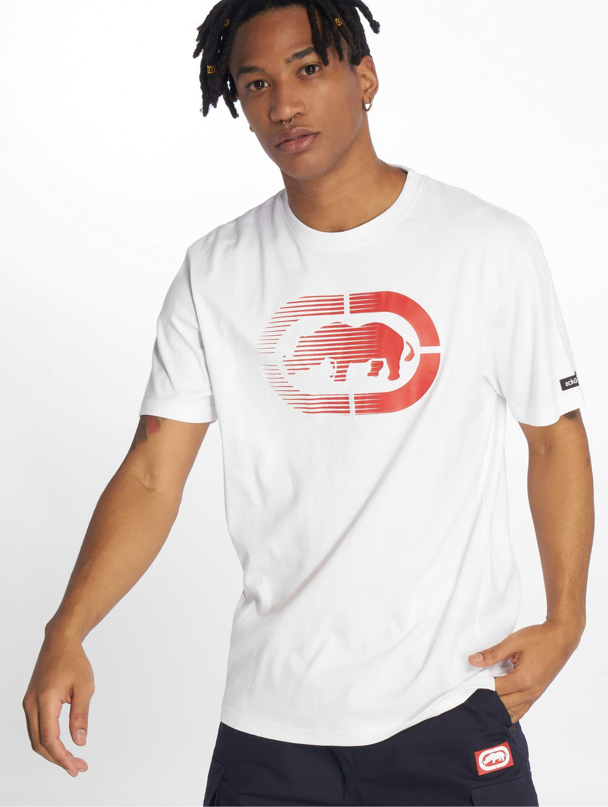 Ecko Unltd. / T-Shirt 5050 in white L