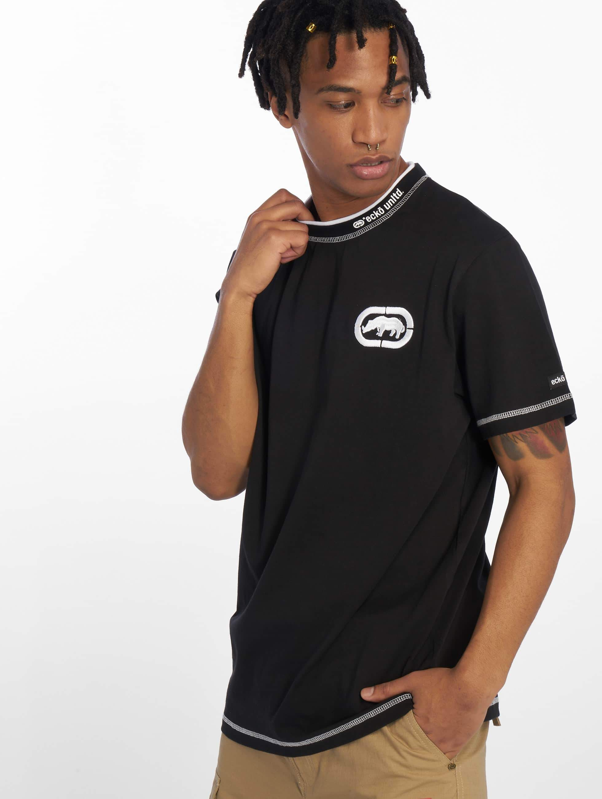 Ecko Unltd. / T-Shirt Far Rockaway in black 2XL