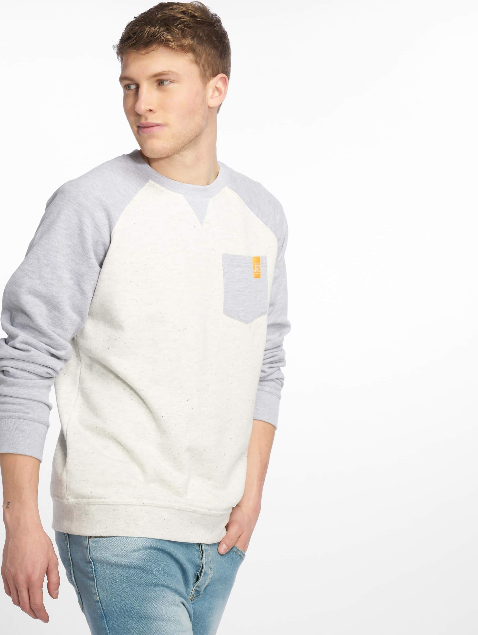 Just Rhyse / Jumper Raglan in white S
