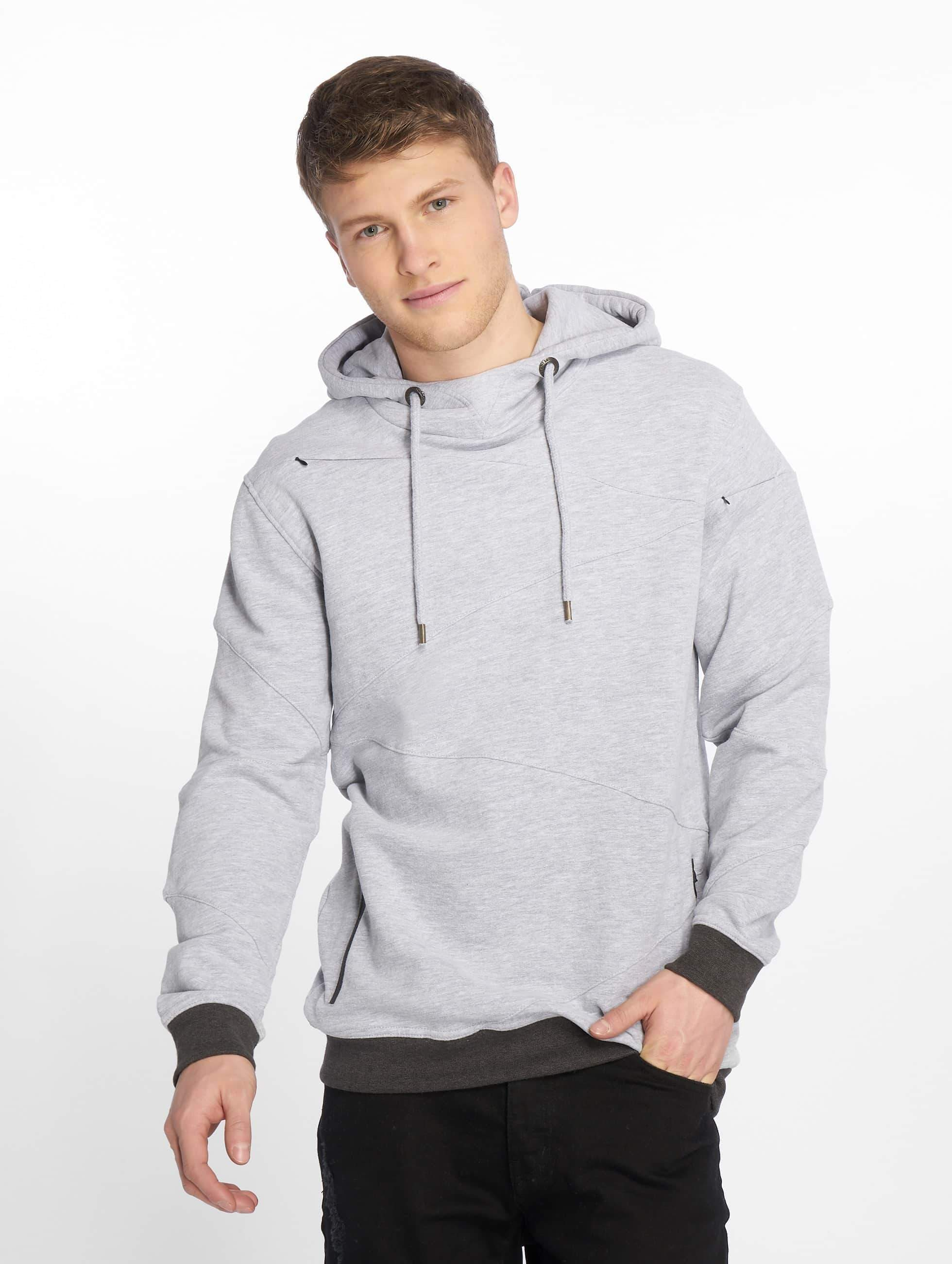 Just Rhyse / Hoodie ronald in grey XL