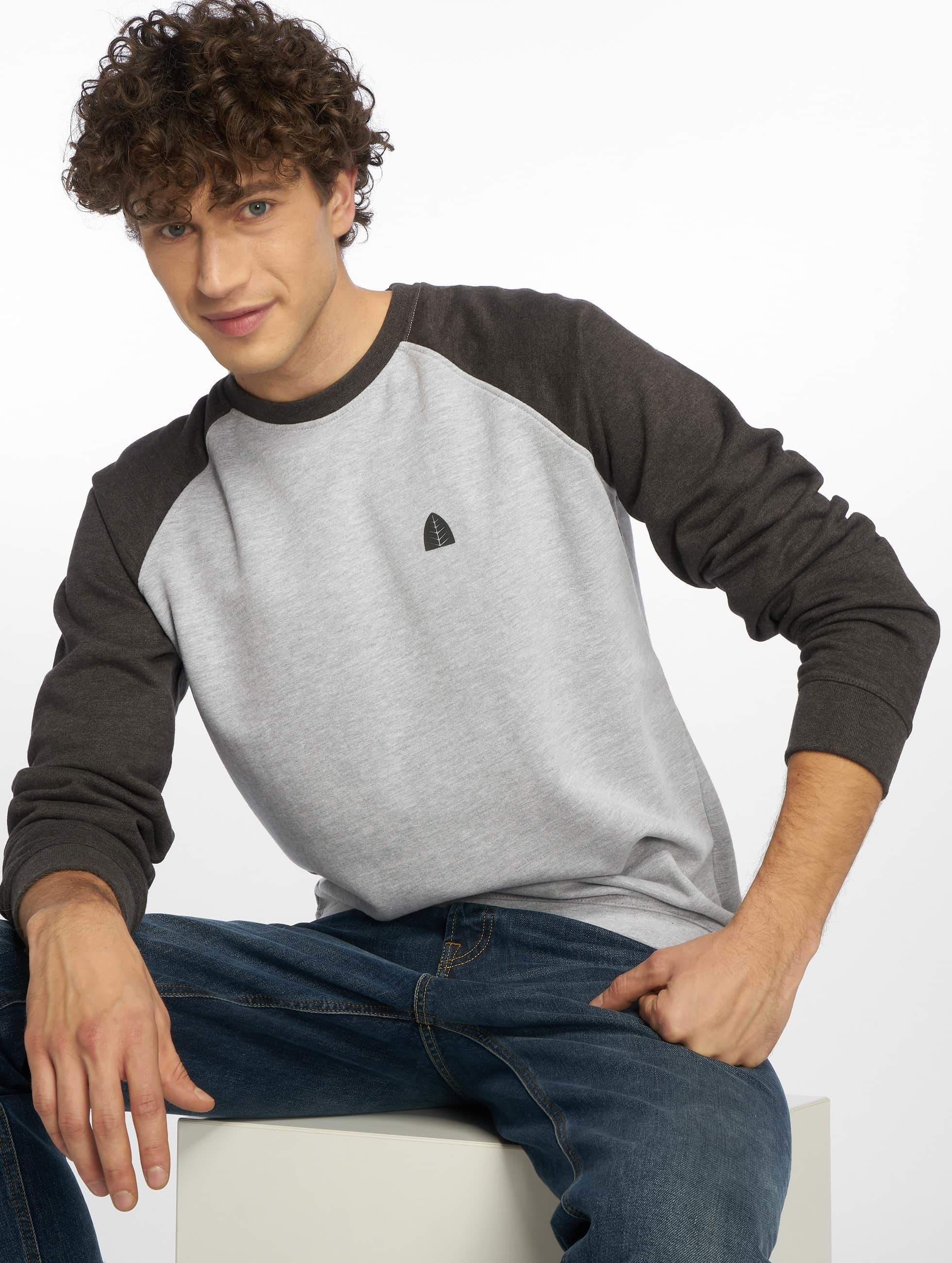 Just Rhyse / Jumper Raglan II in grey 2XL