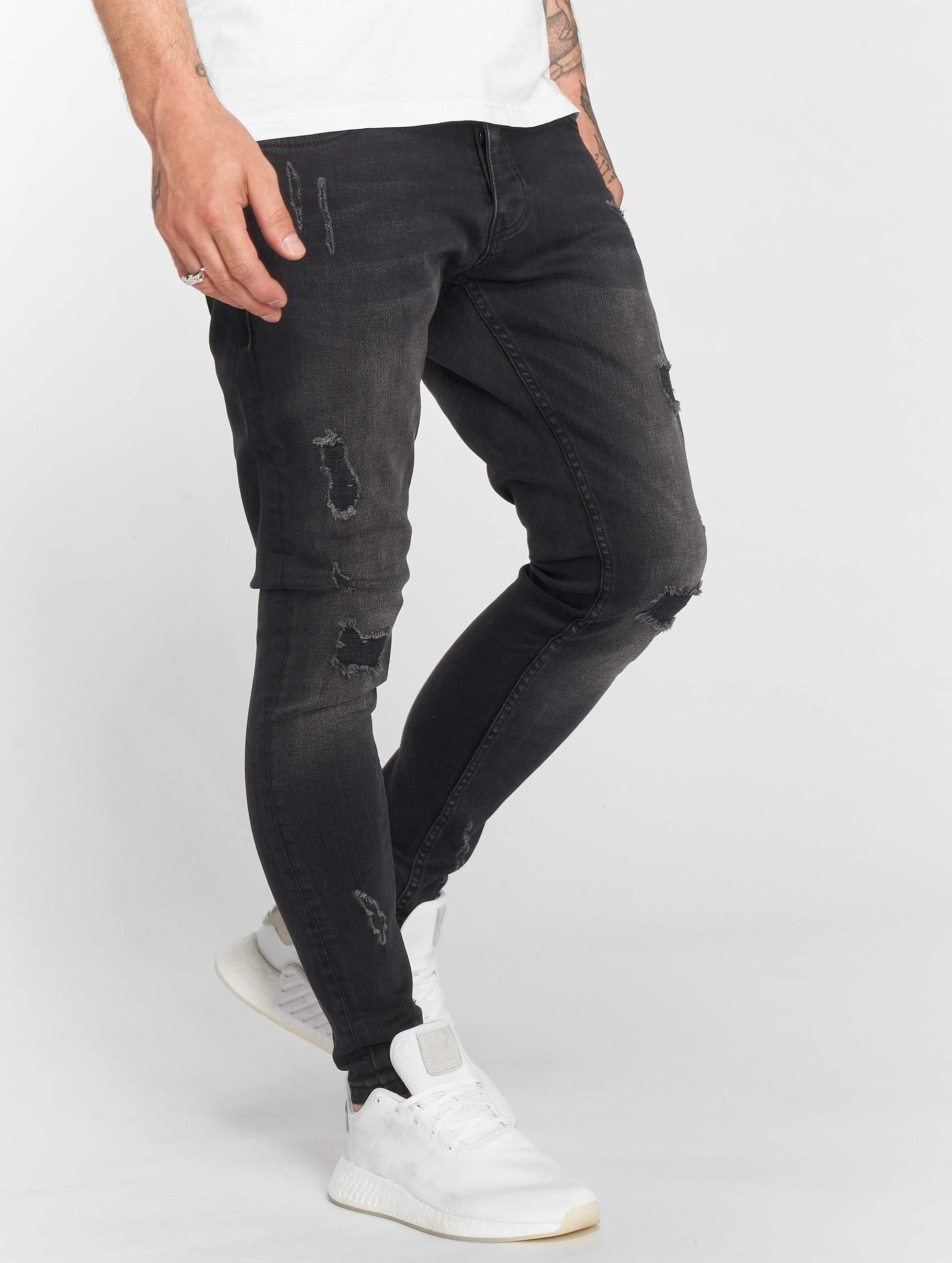 DEF / Slim Fit Jeans Mingo in black W 30