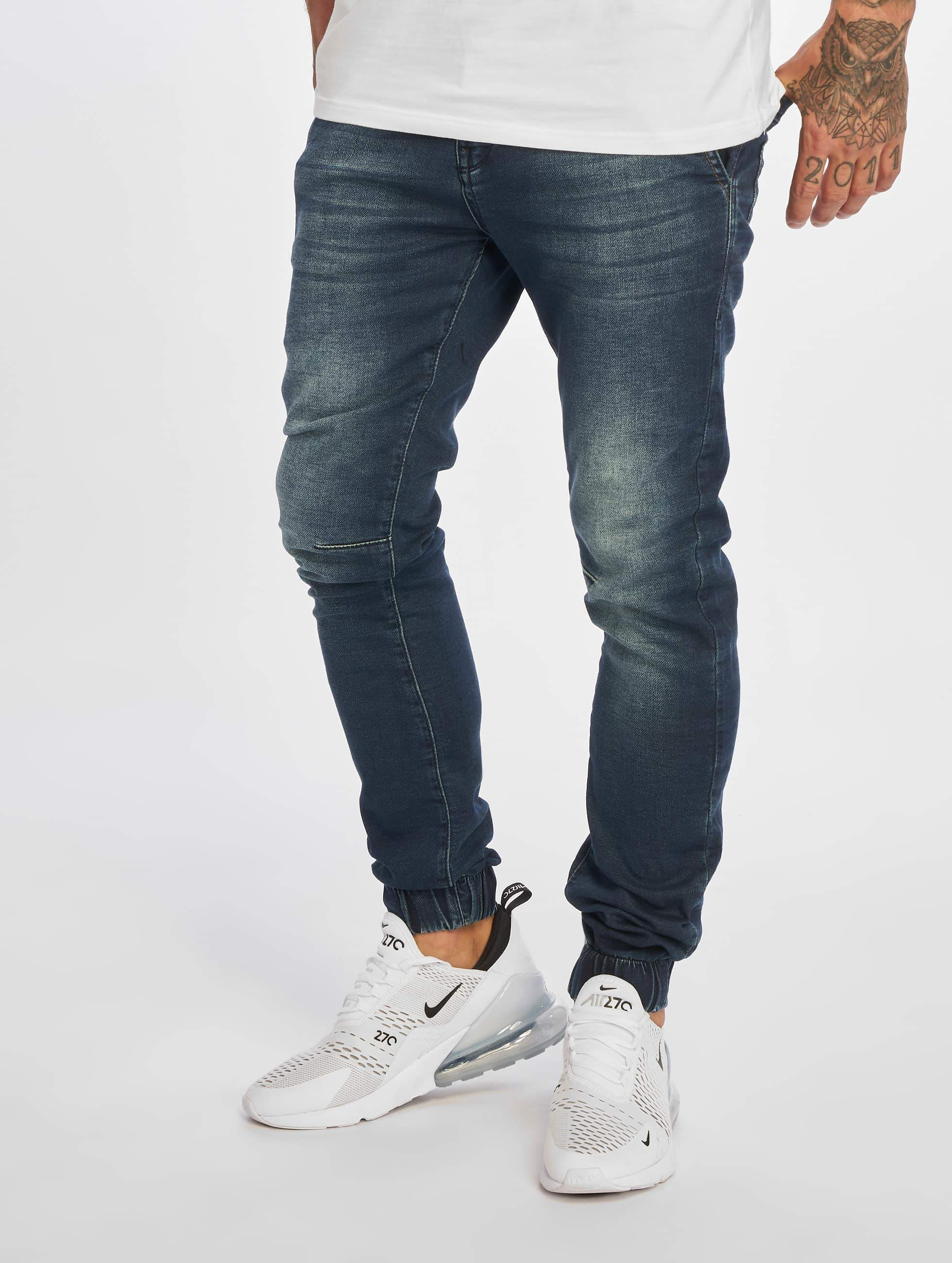 Just Rhyse / Sweat Pant San Miguel in blue W 38
