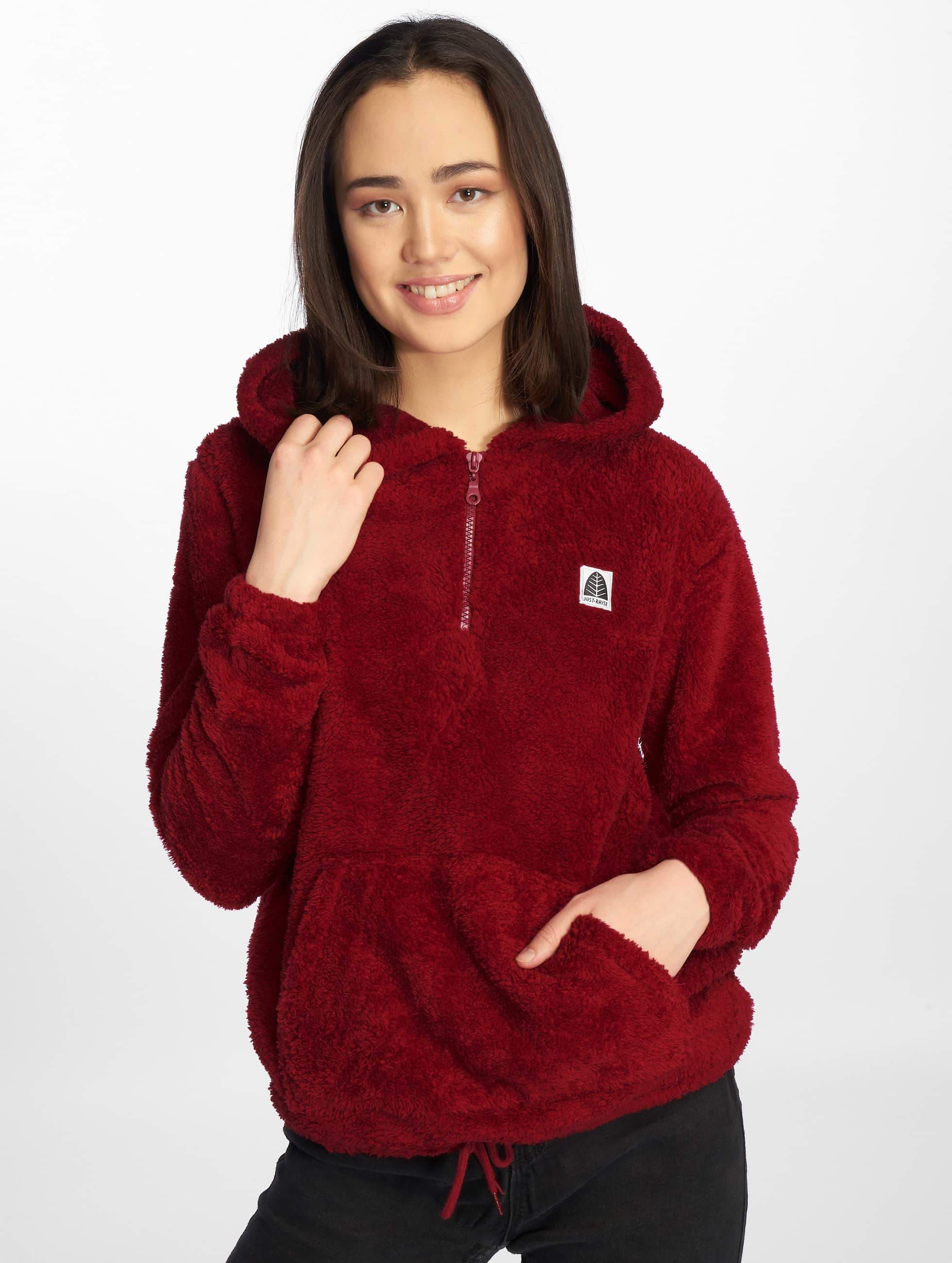 Just Rhyse / Hoodie Arequipa in red L
