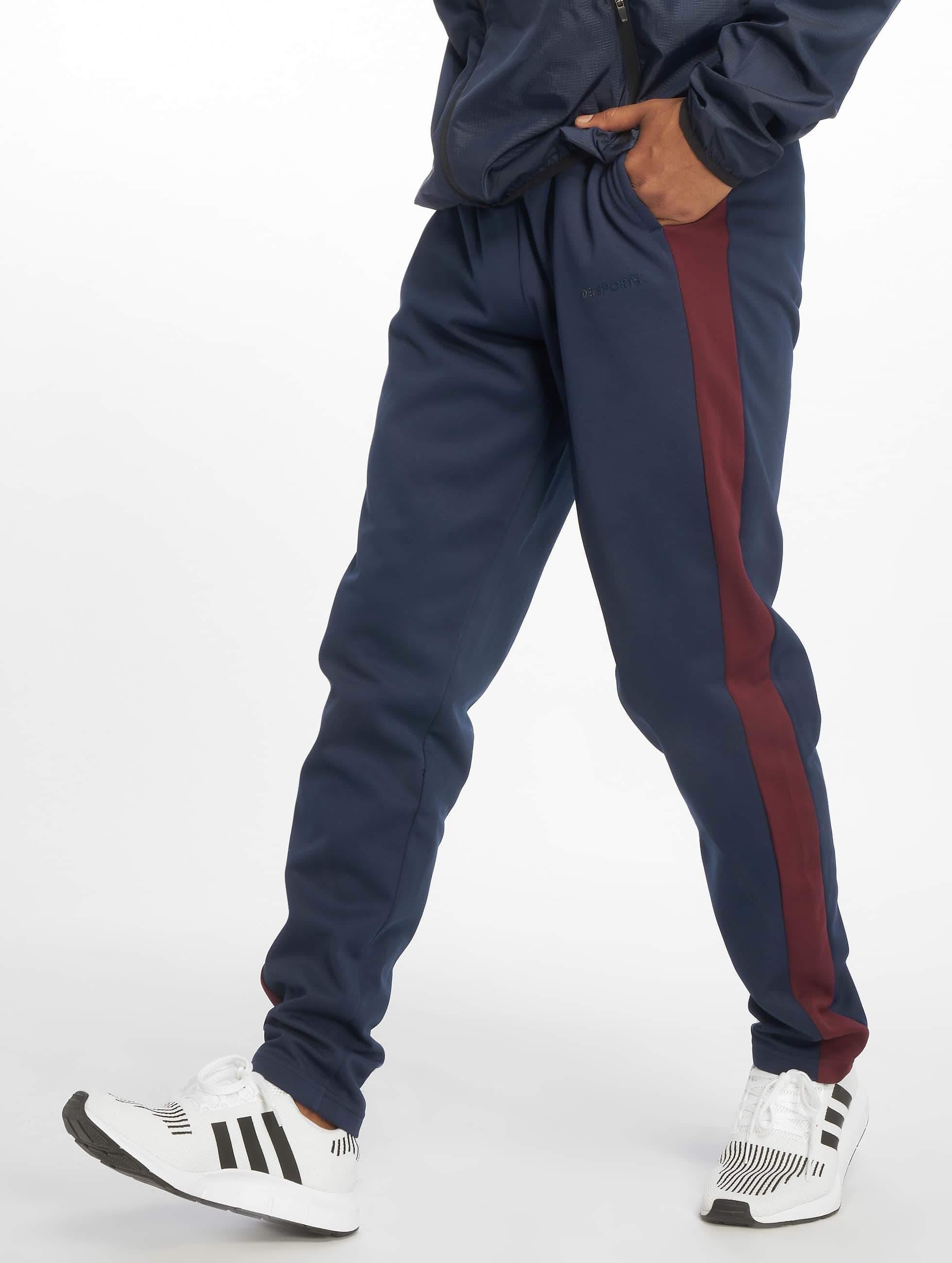 DEF Sports | Kepler bleu Homme Pantalons de jogging