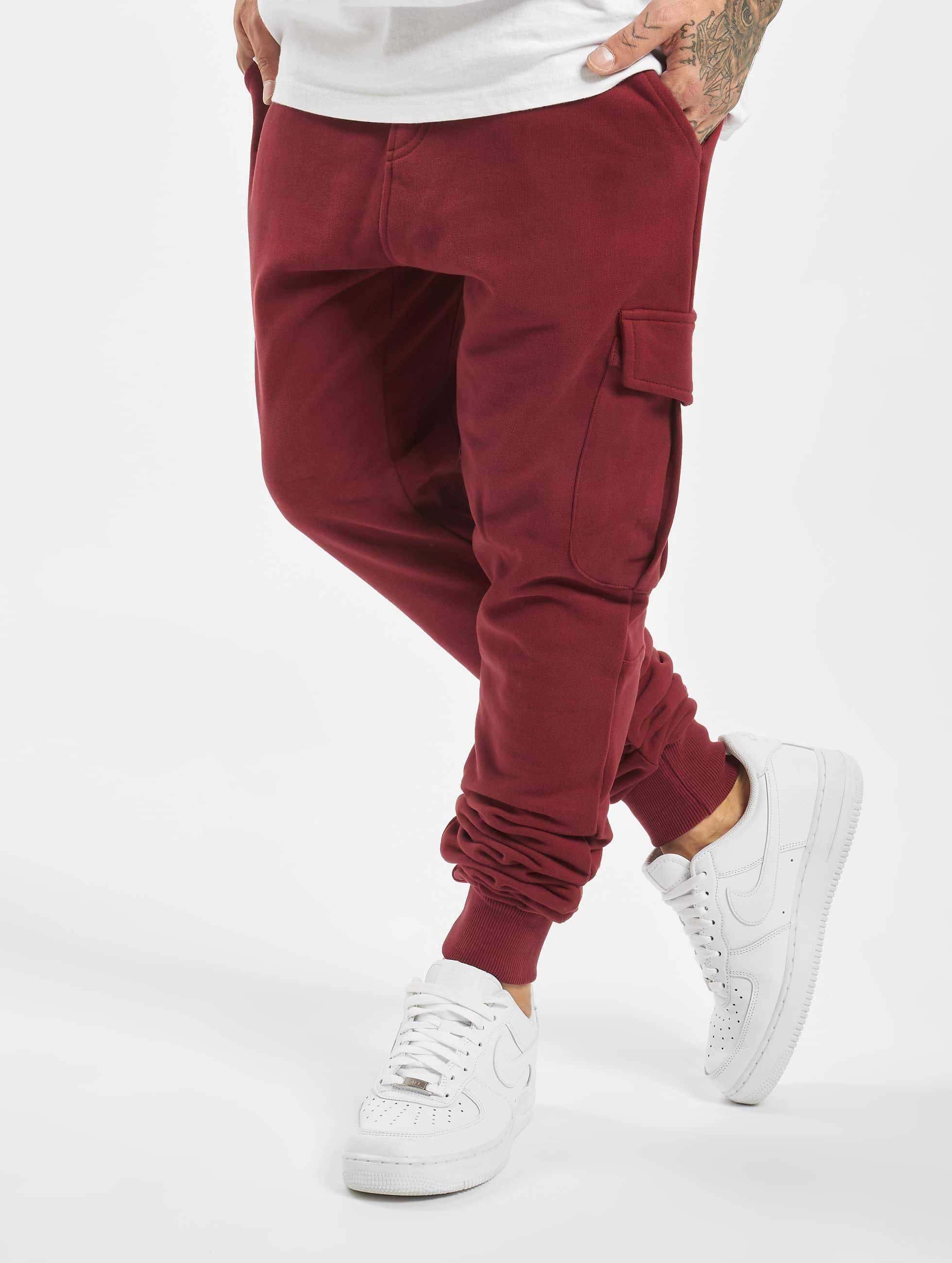 DEF / Sweat Pant Gringo in red XL