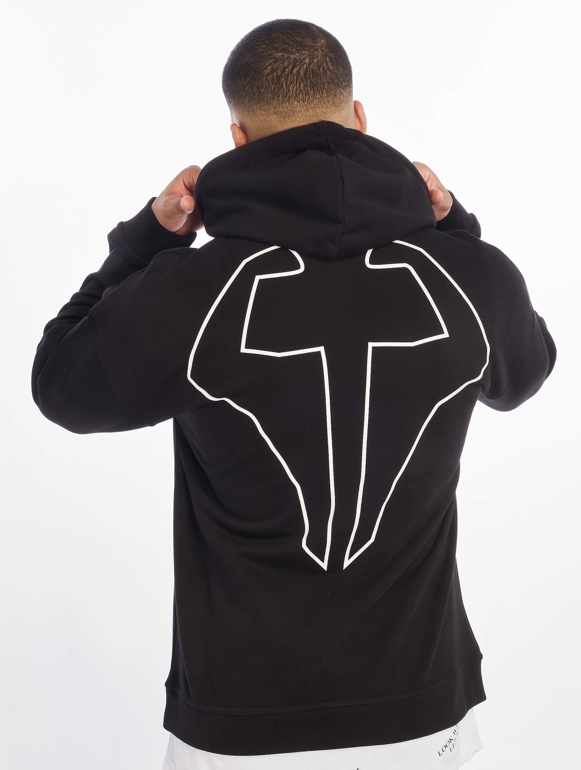 DEF / Hoodie beUNIQUE in black S