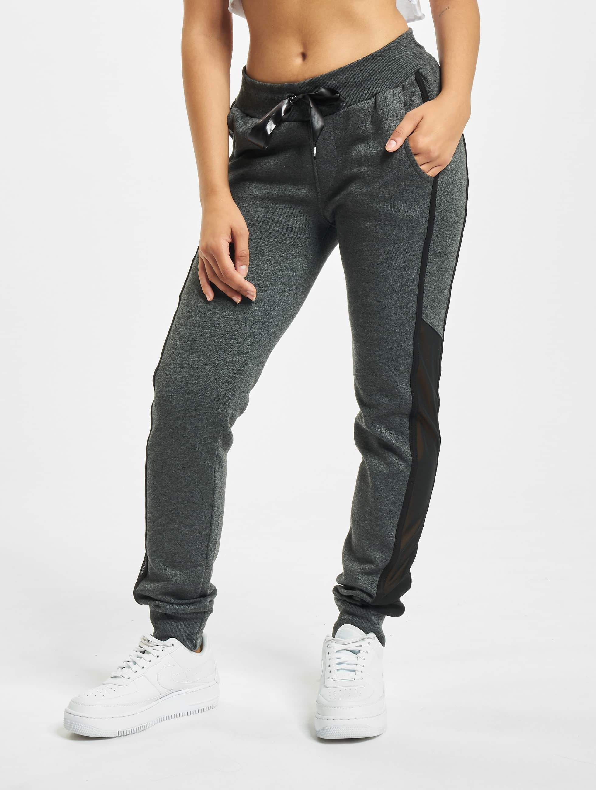 DEF / Sweat Pant Kiki in grey XS
