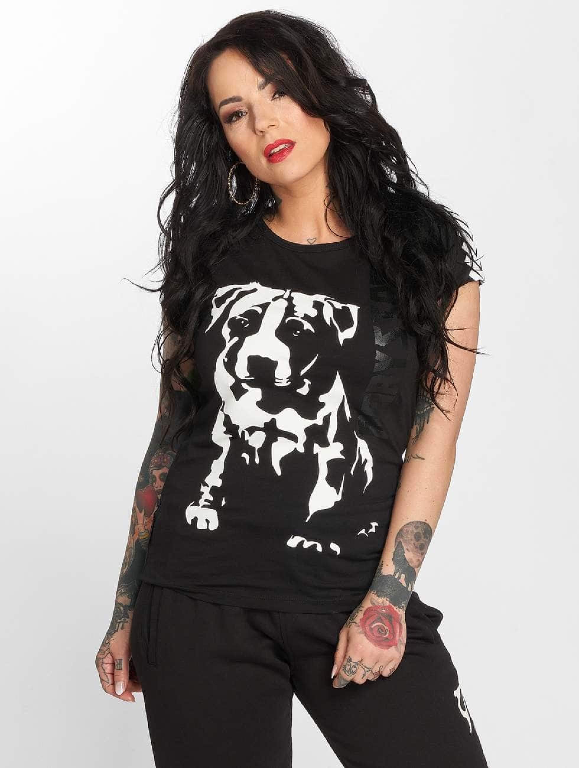 Babystaff   Mandiri noir Femme T-Shirt
