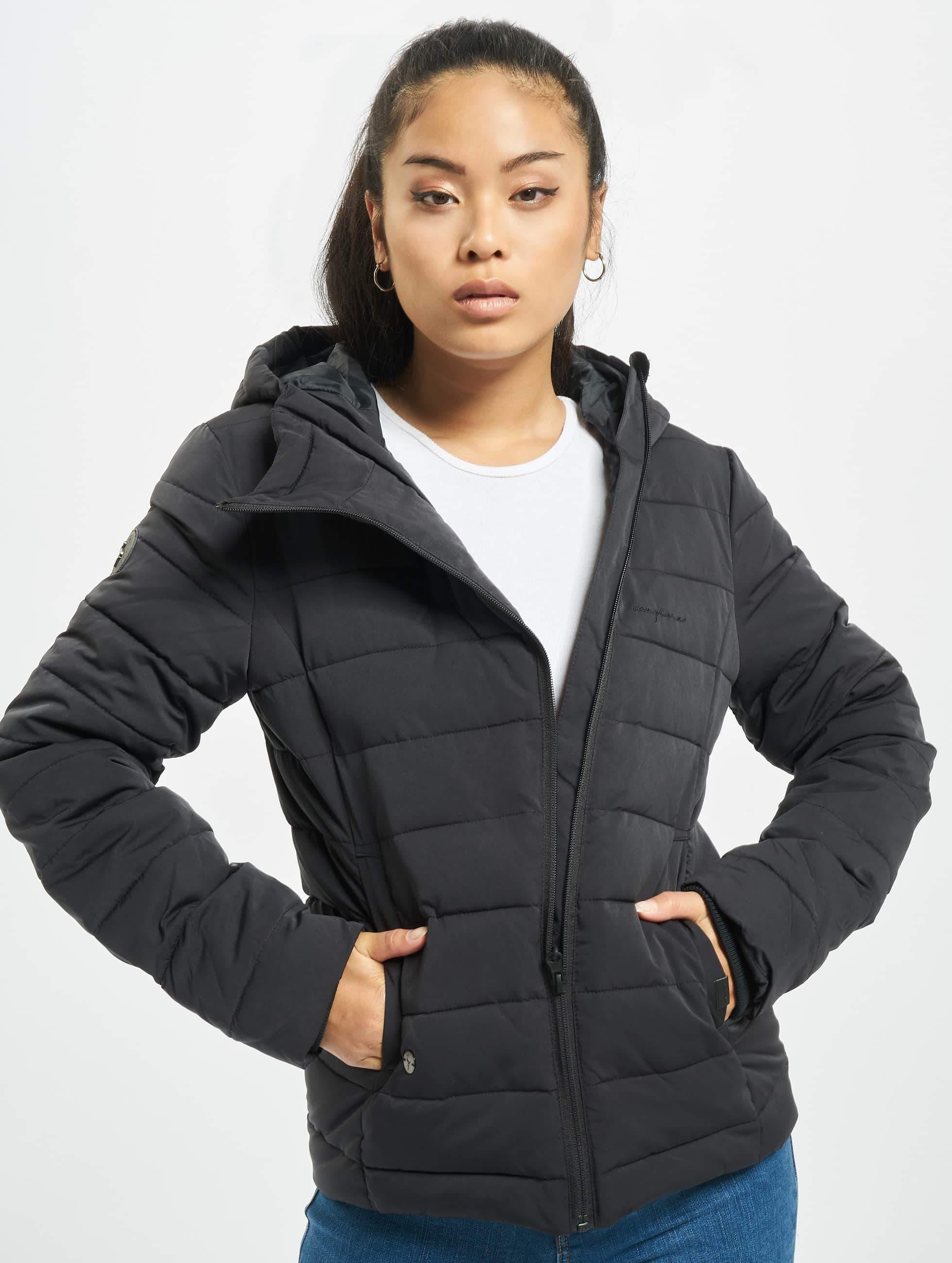 Mazine | Rocklyn Down noir Femme Manteau hiver