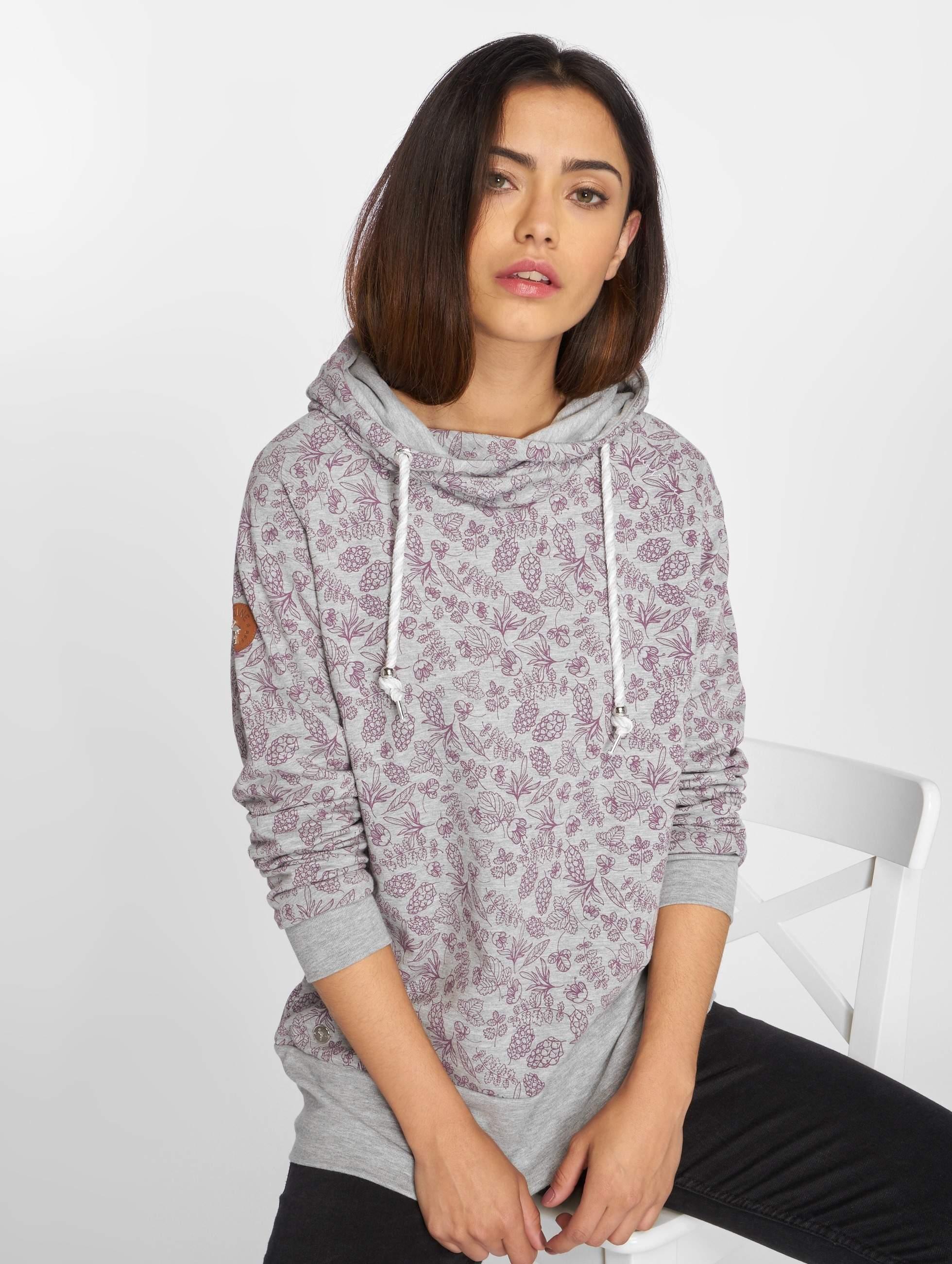 Mazine | Taldora  gris Femme Sweat capuche